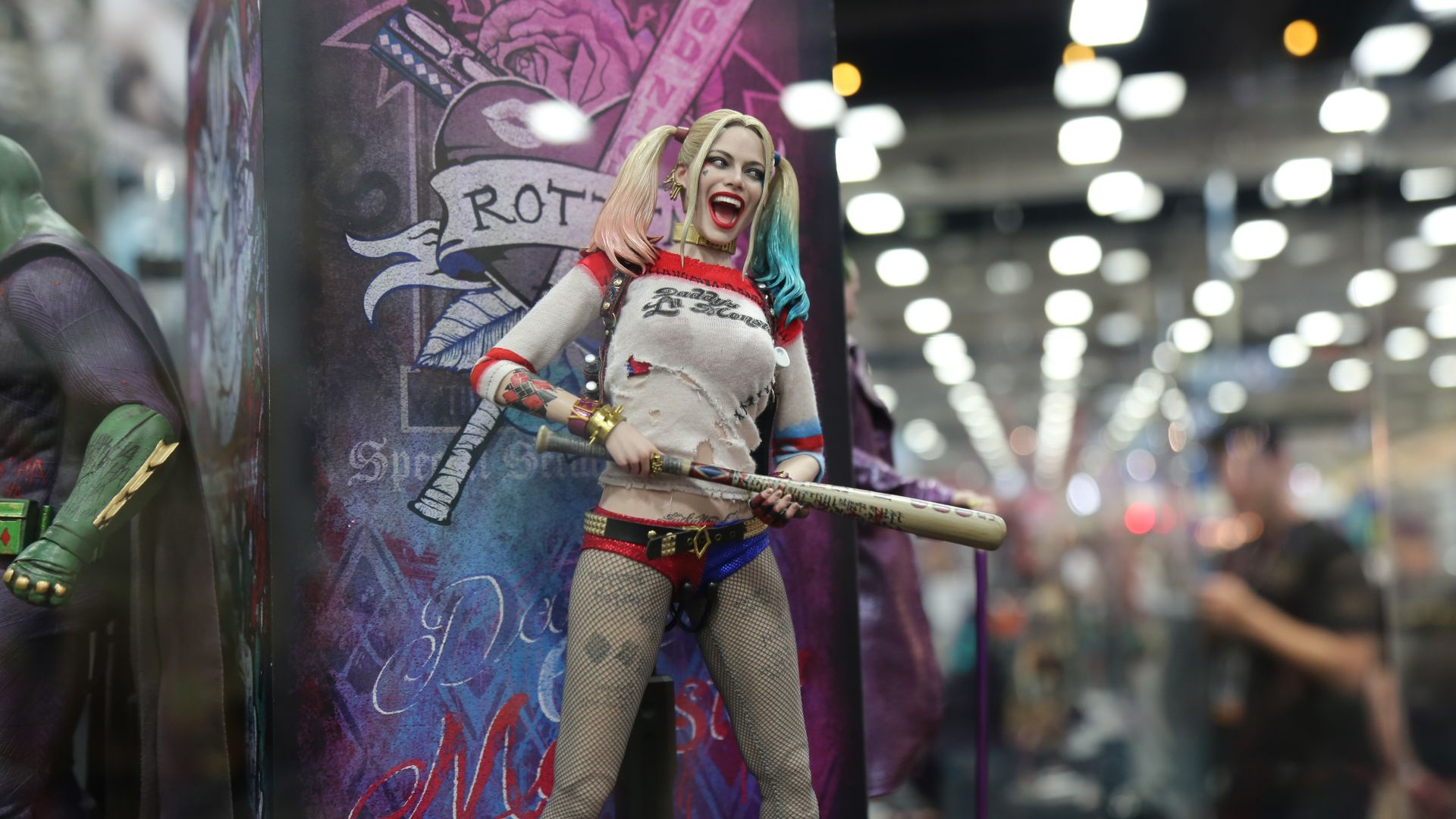 Suicide Squad, Harley Quinn Pic