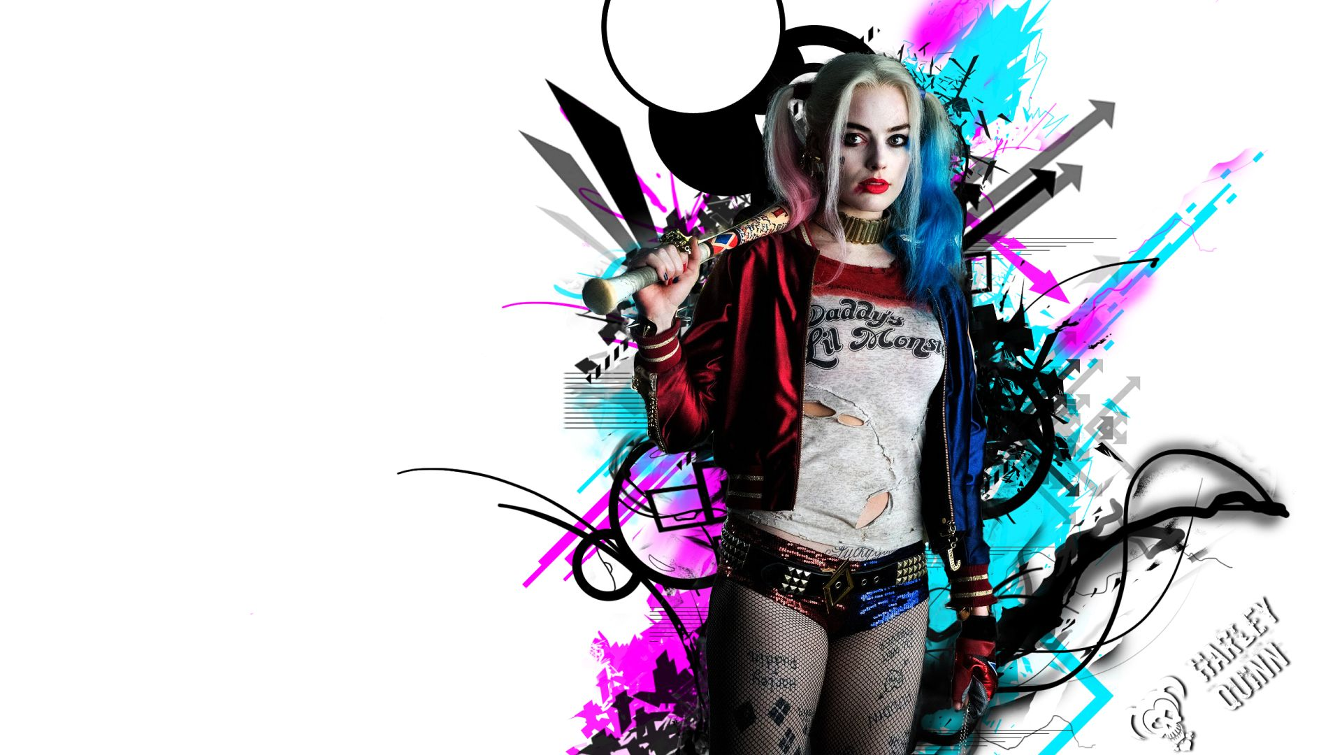 Suicide Squad Harley Quinn, Picture