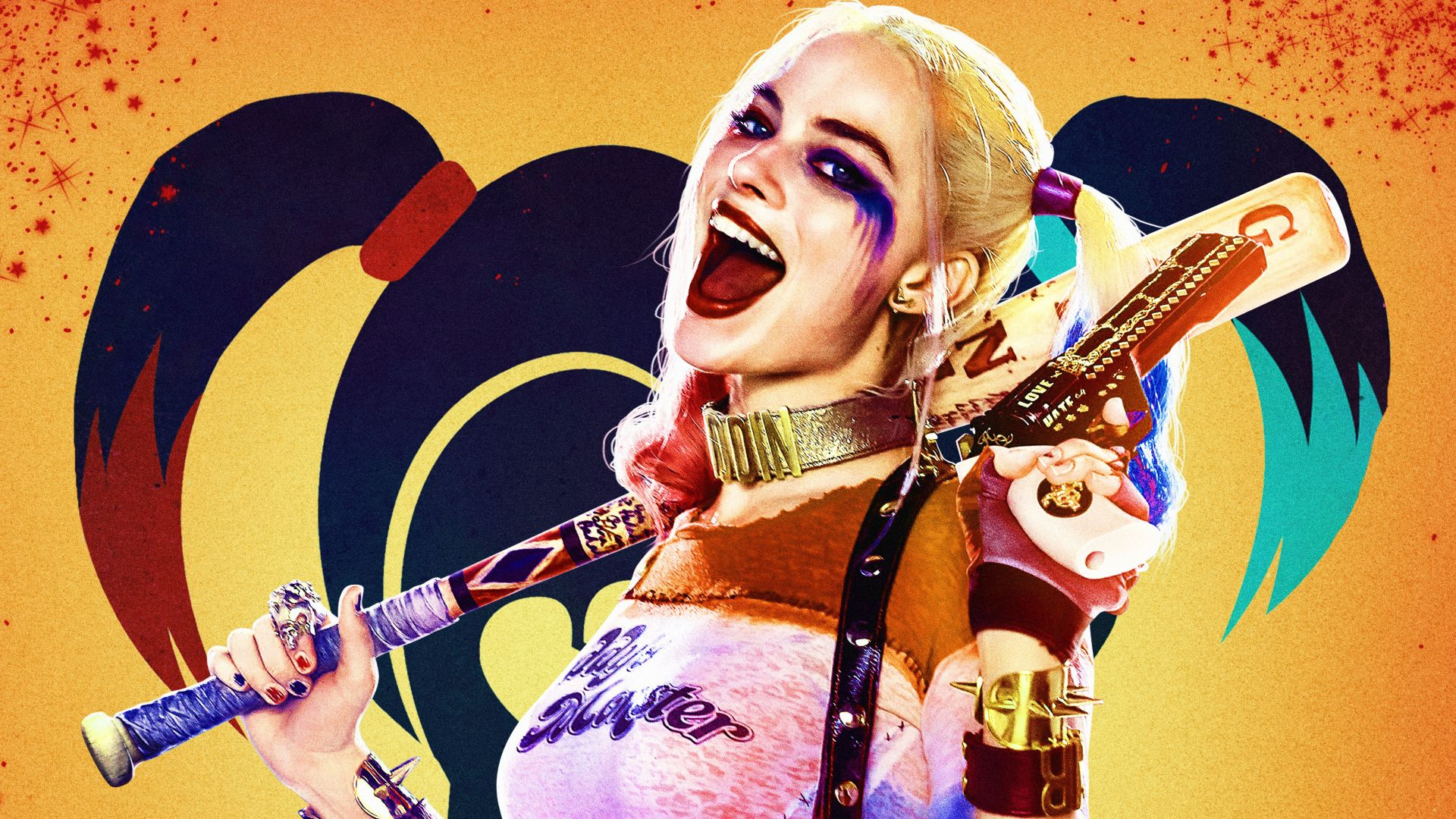 Suicide Squad Harley Quinn, PC Wallpaper HD