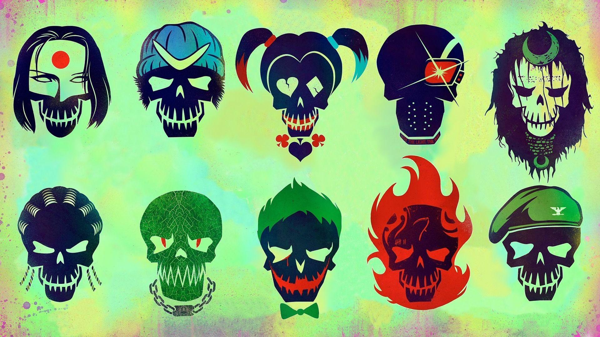 Suicide Squad, Free Wallpaper