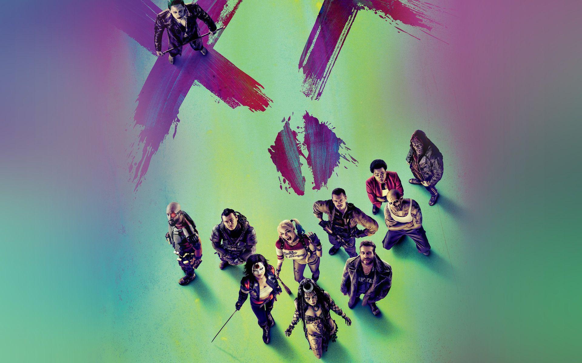 Suicide Squad, Cool Wallpaper