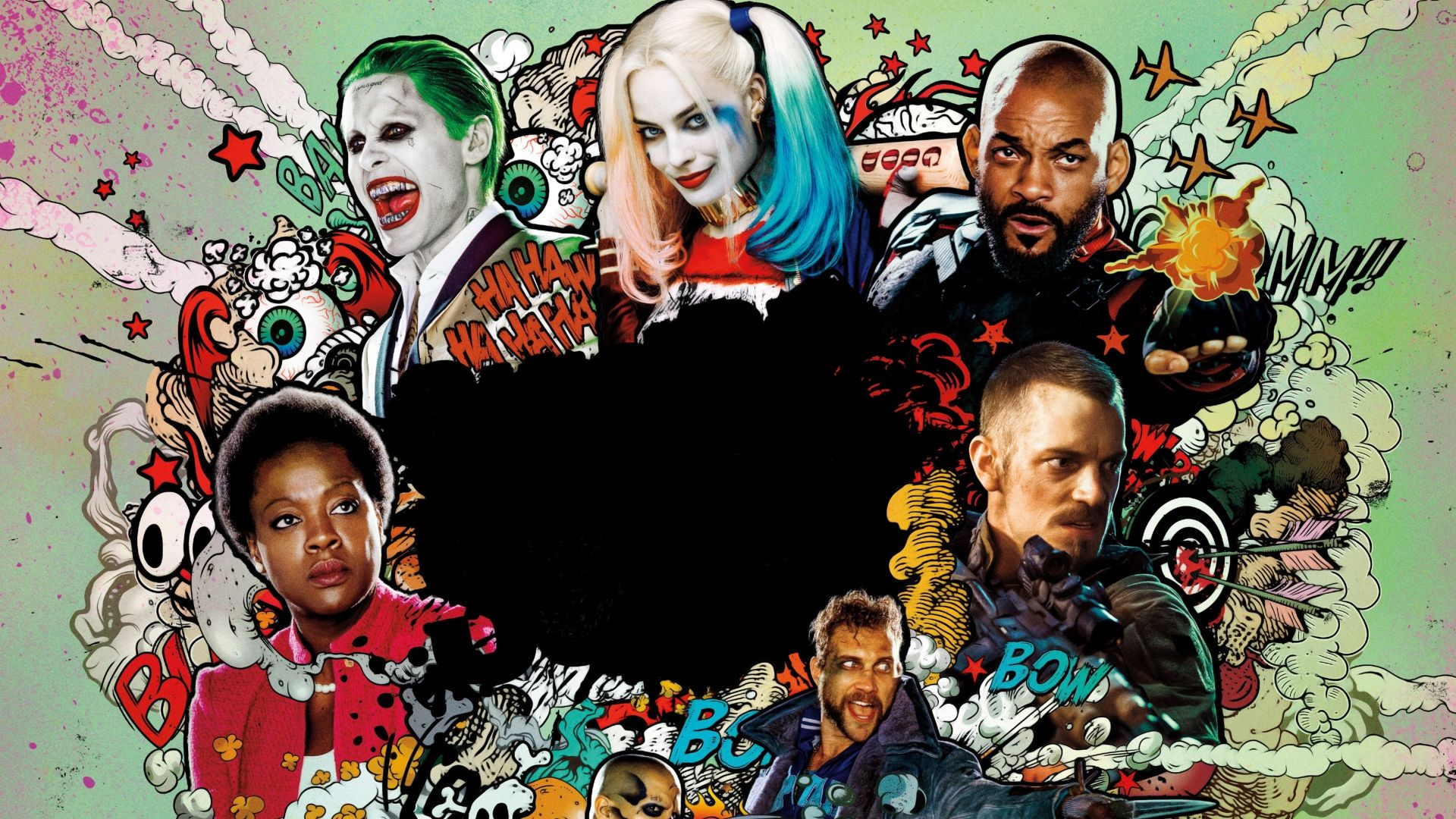 Suicide Squad, Free Wallpaper and Background