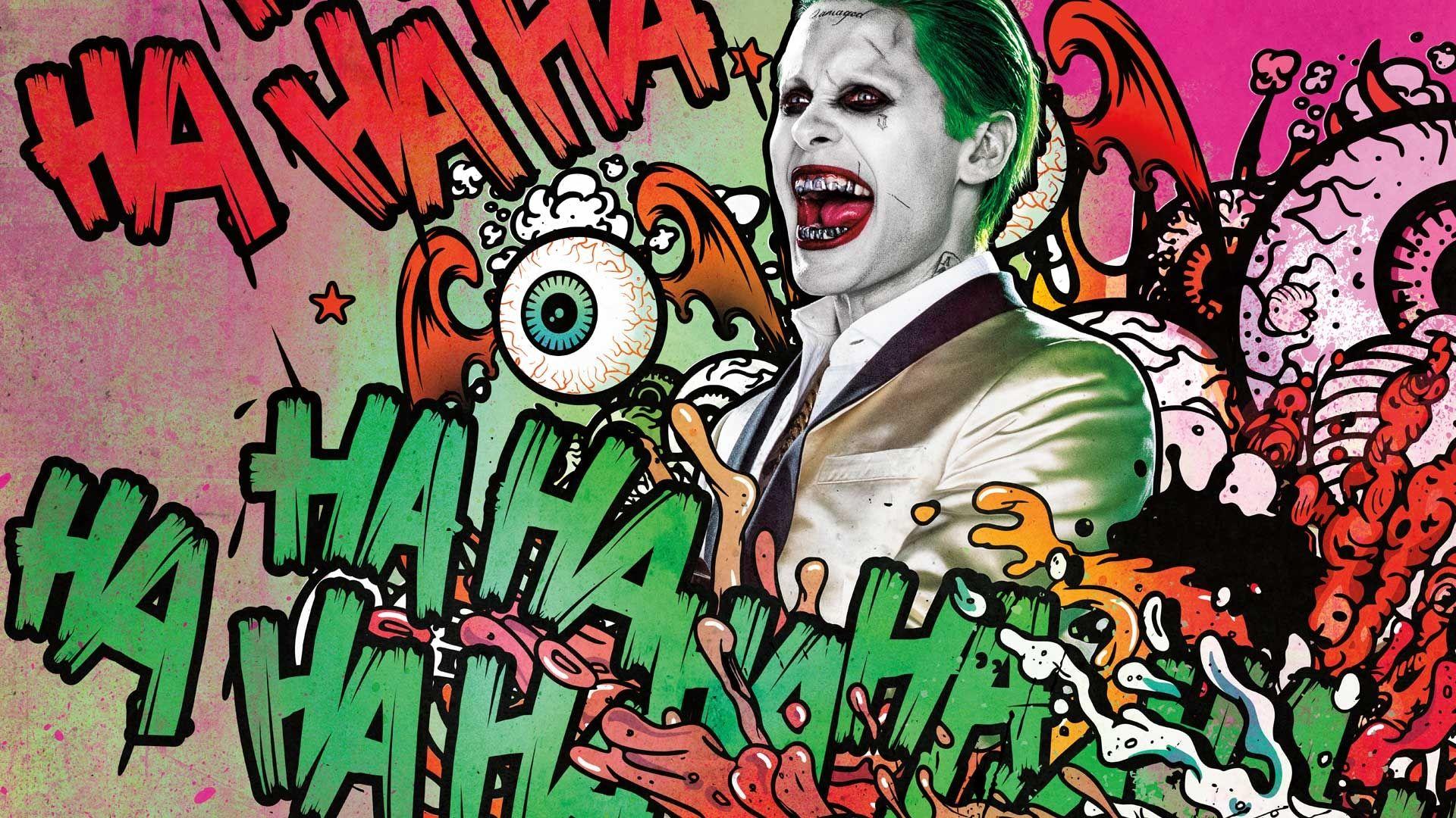 Suicide Squad Joker, Wallpaper Image