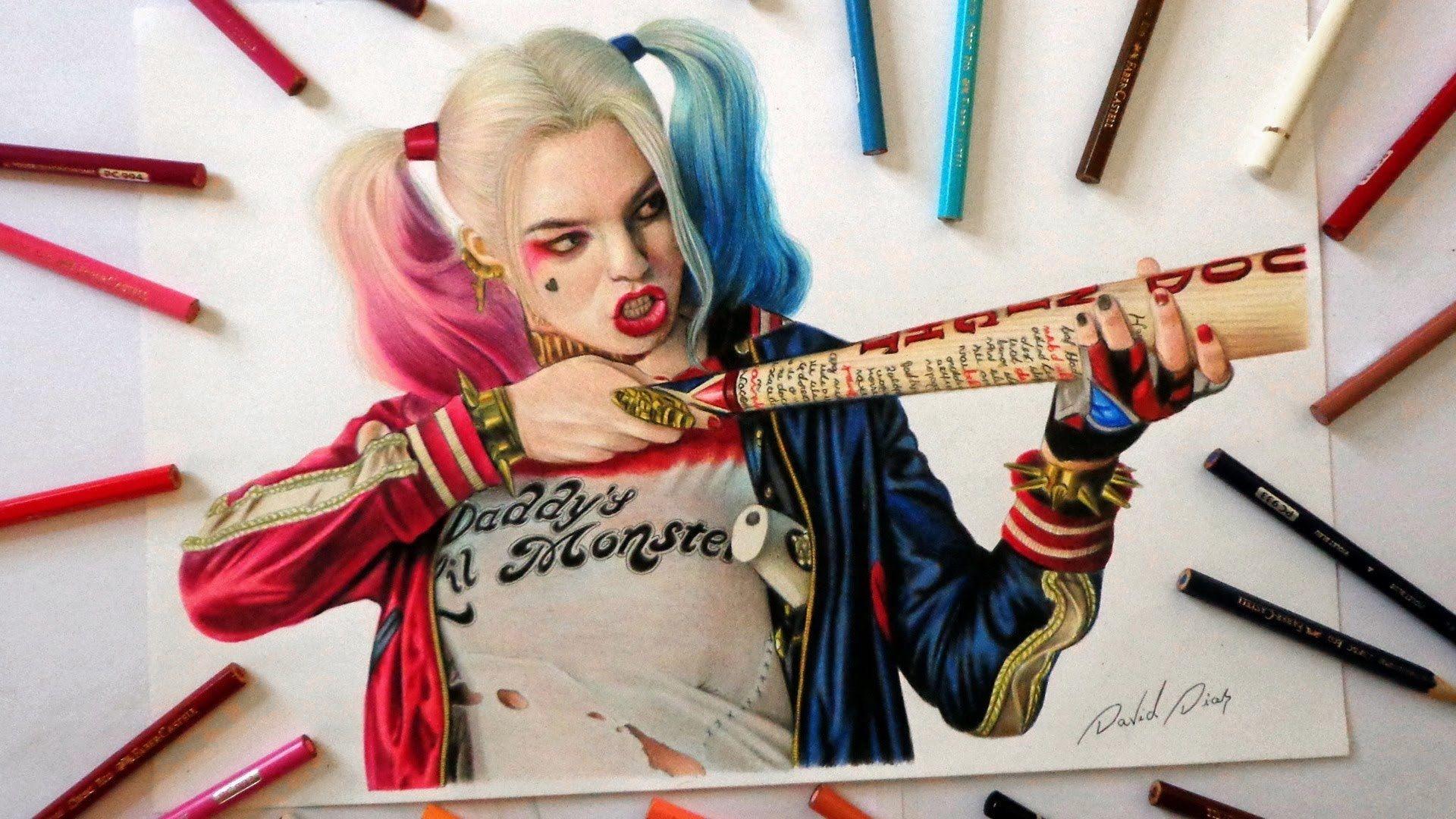Suicide Squad Harley Quinn, Good Wallpaper