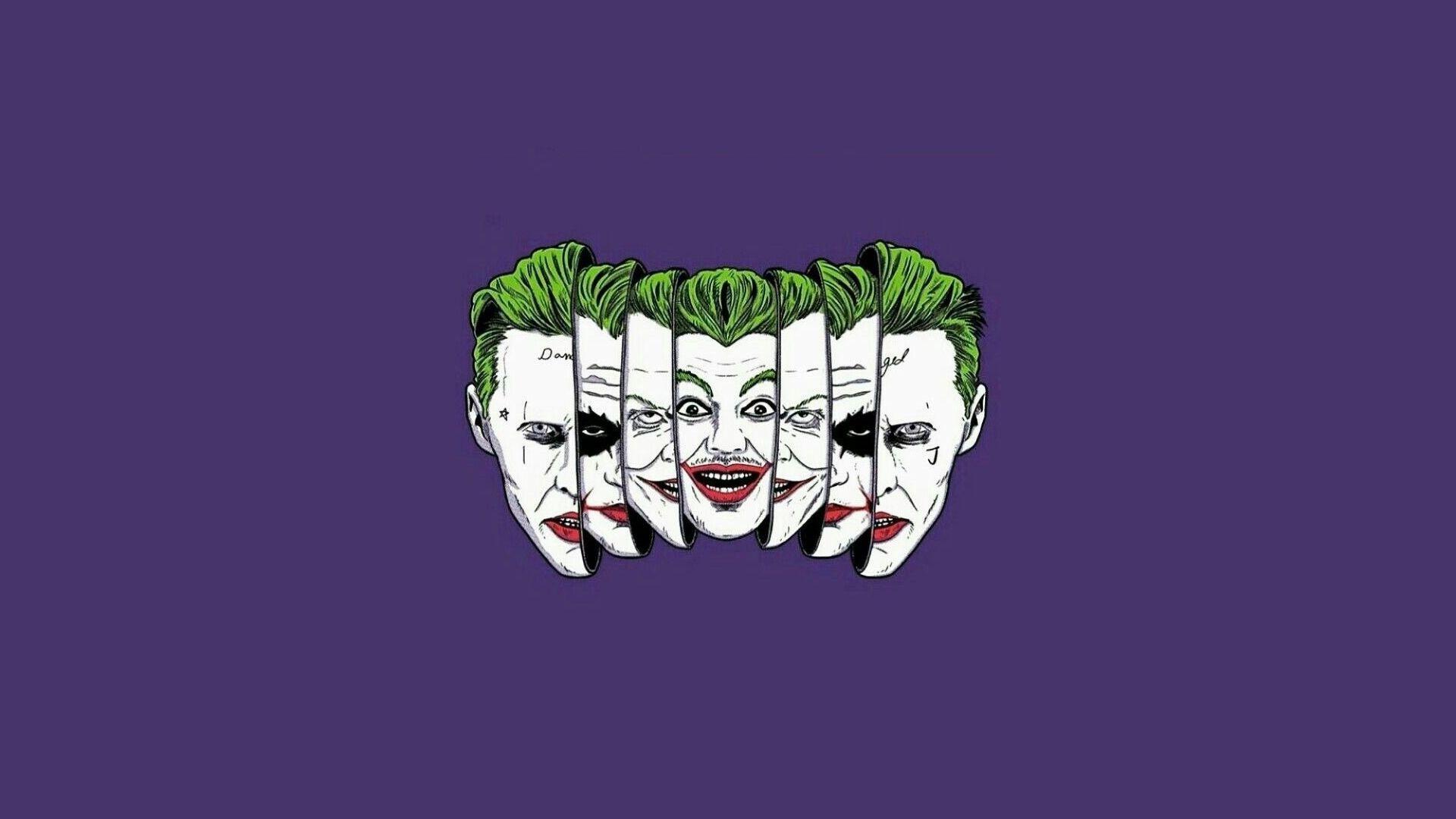 Suicide Squad Joker art, Free Download Wallpaper