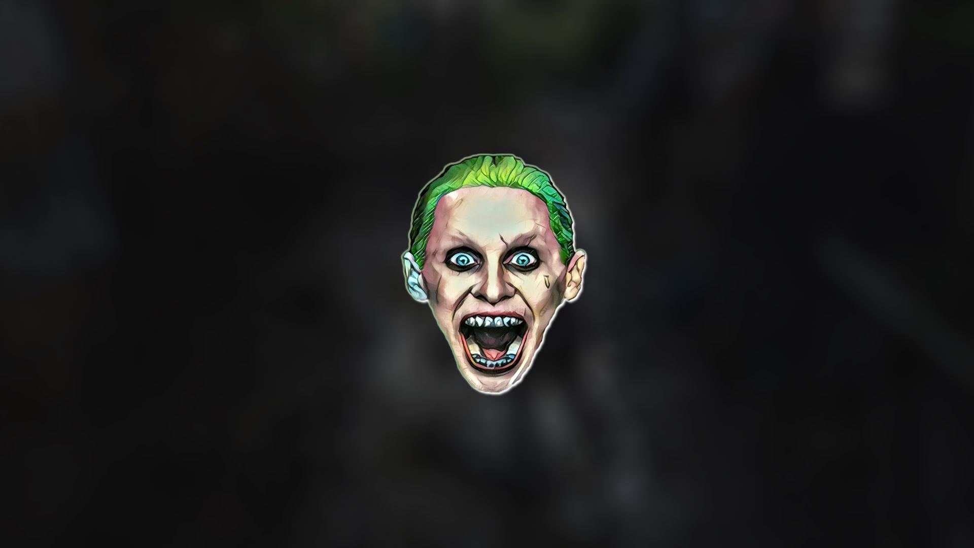 Suicide Squad Joker art, PC Wallpaper HD