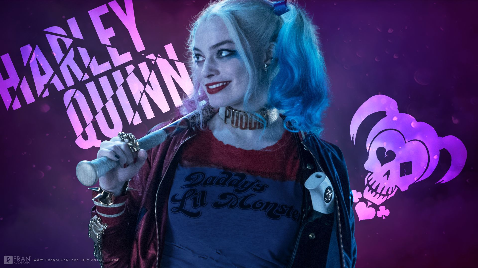 Suicide Squad Harley Quinn, Free Wallpaper