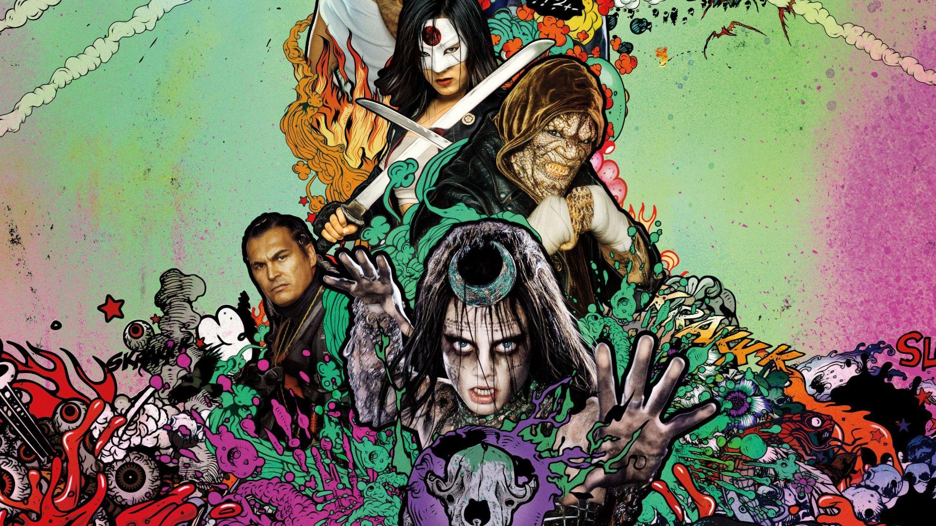 Suicide Squad, Download Wallpaper