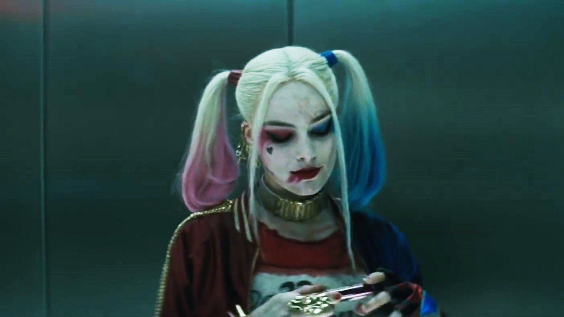 Suicide Squad, Harley Quinn Wallpaper Theme