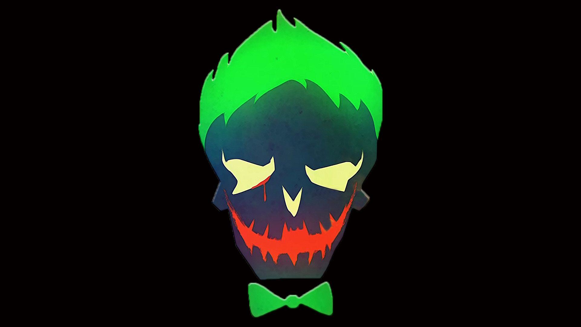 Suicide Squad, Joker artHD Desktop Wallpaper