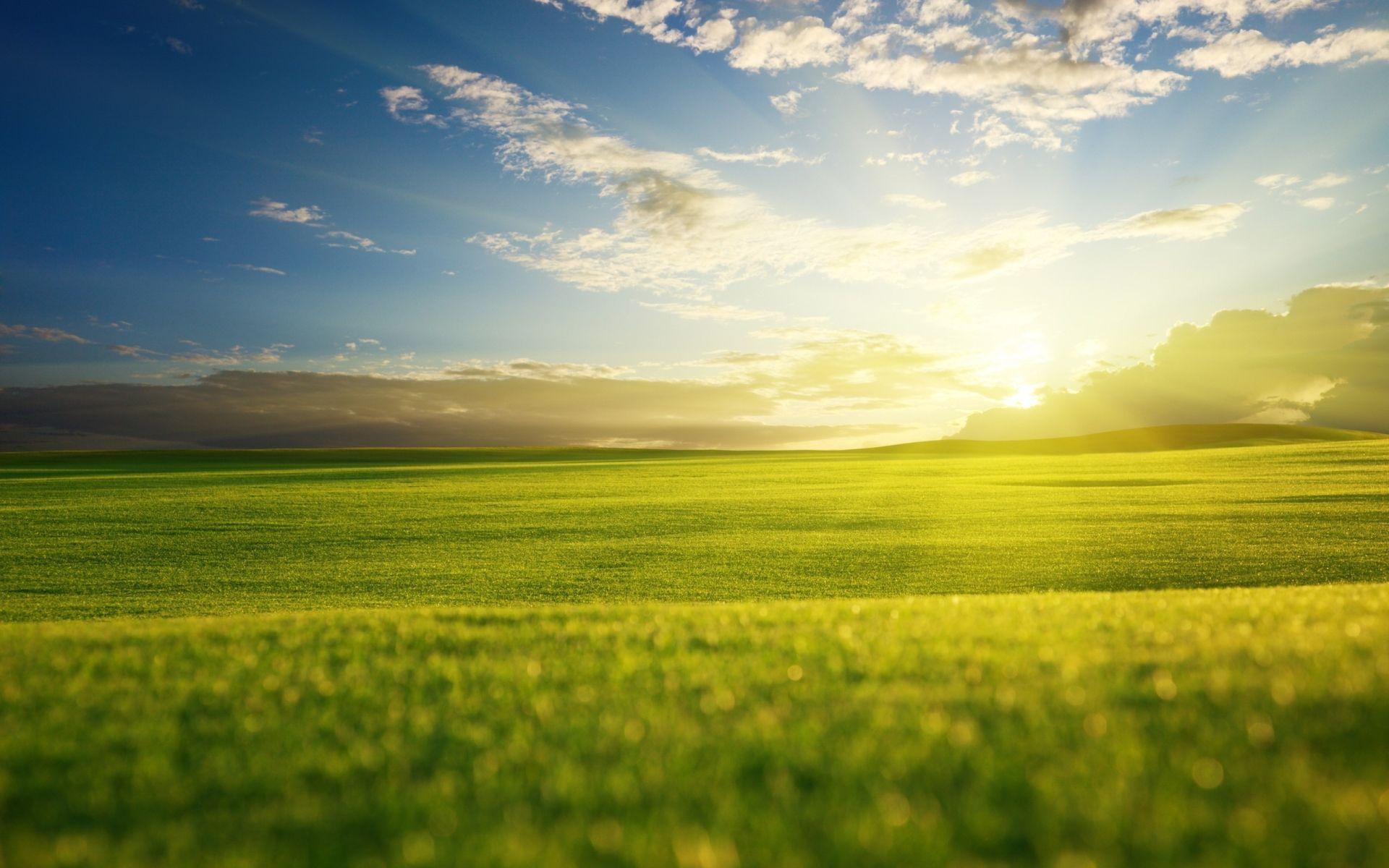 Sunrise Desktop Wallpaper