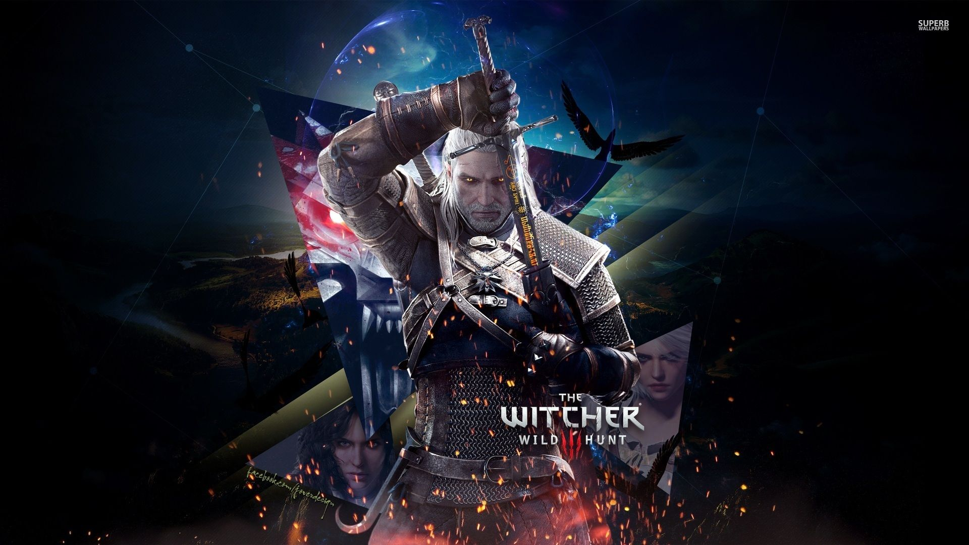The Witcher, Nice Wallpaper