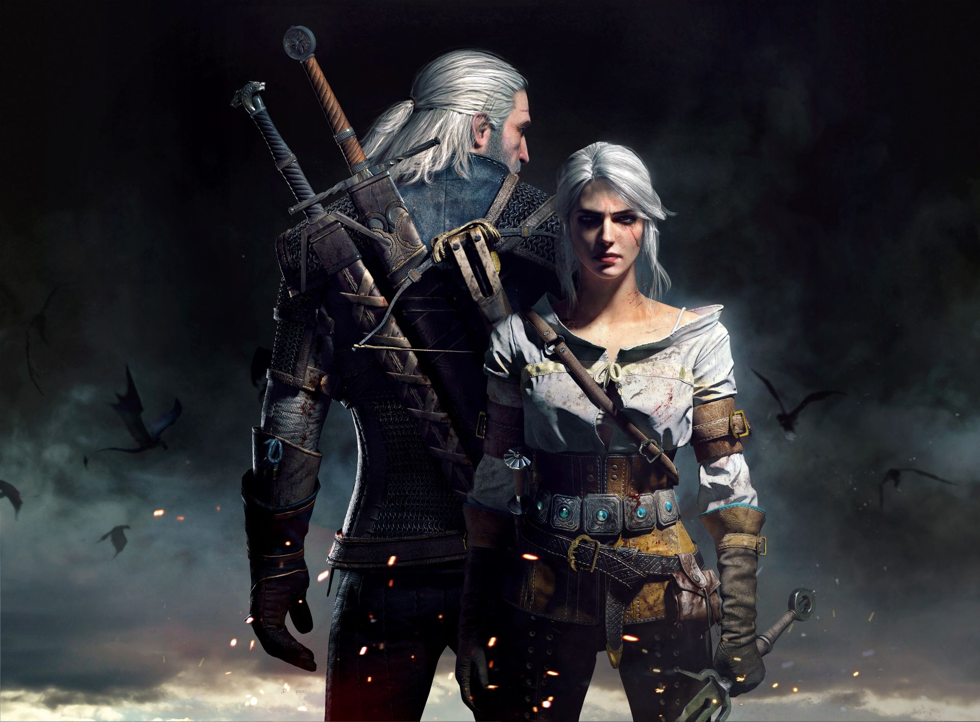 The Witcher, Download Wallpaper