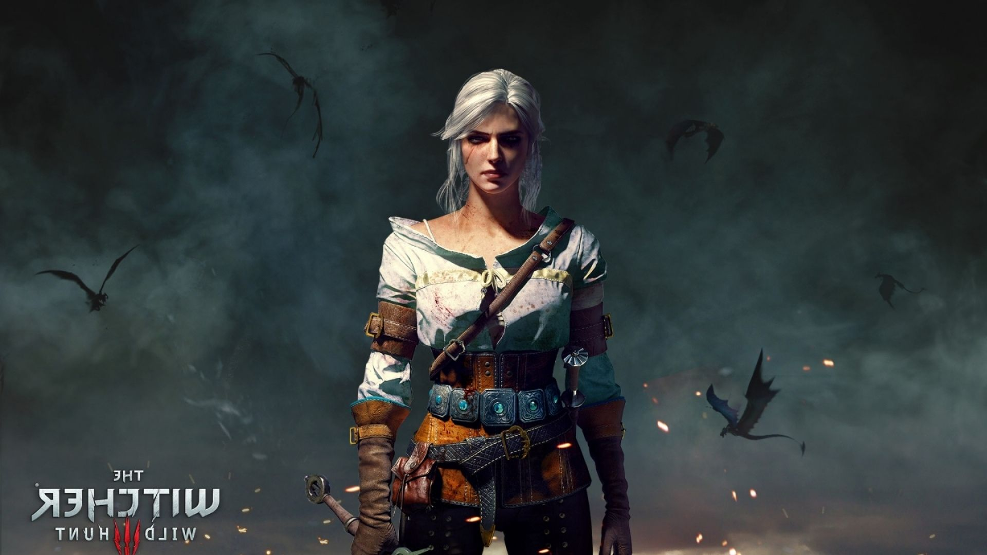 The Witcher Ciri, Pic
