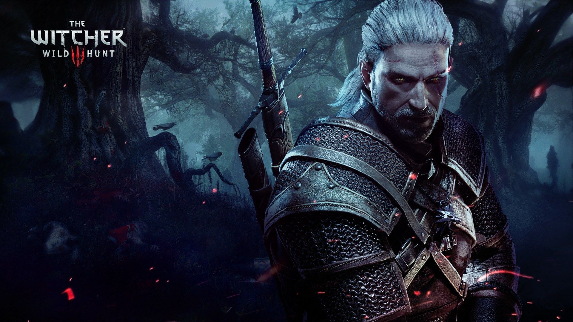The Witcher, Wallpaper and Background