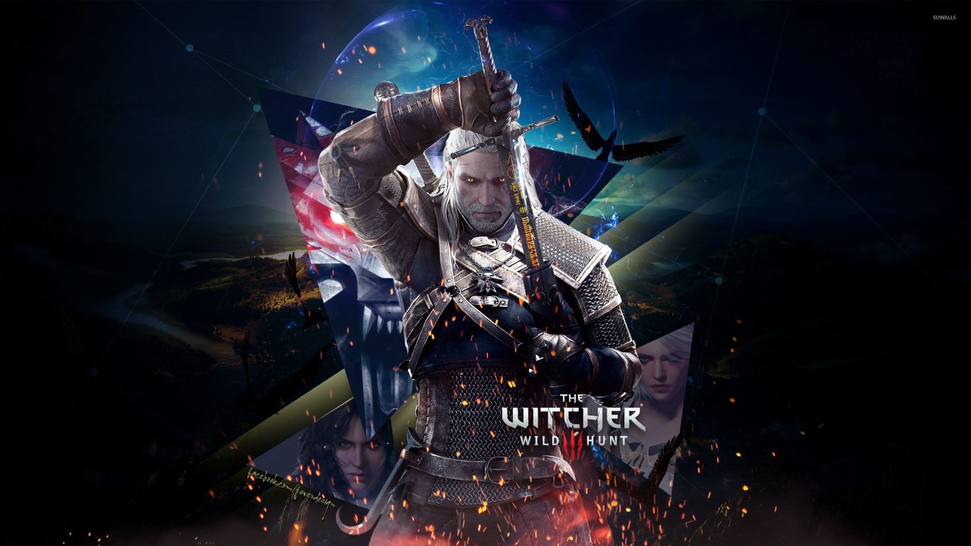 The Witcher, Free Download Wallpaper