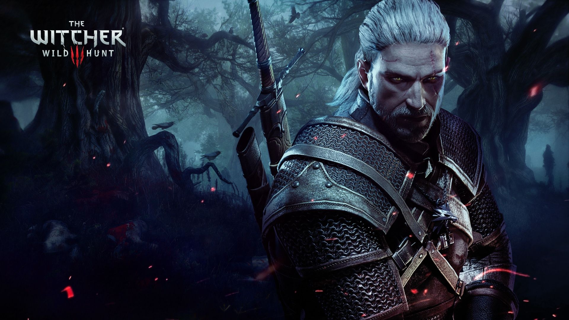 The Witcher, Wallpaper