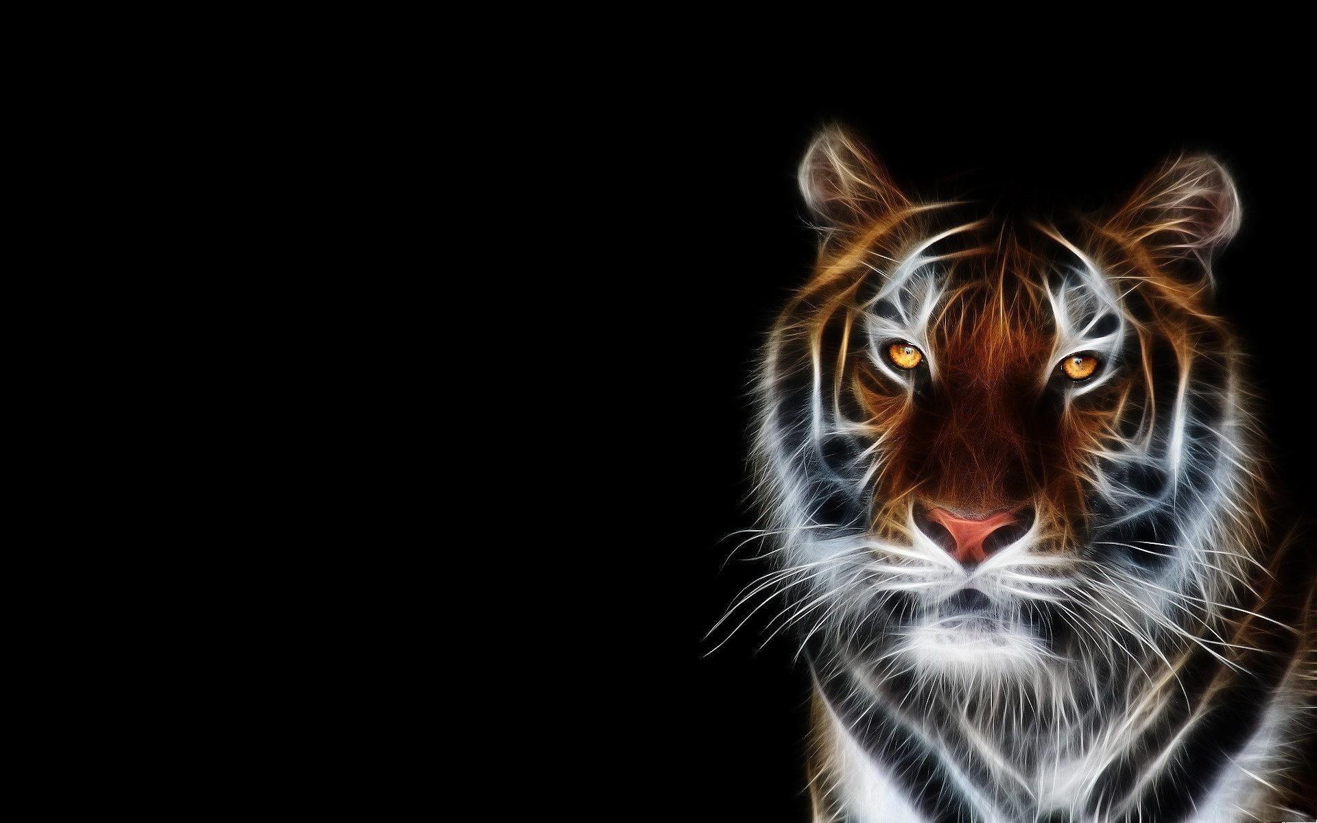 Tiger Art, Free Wallpaper