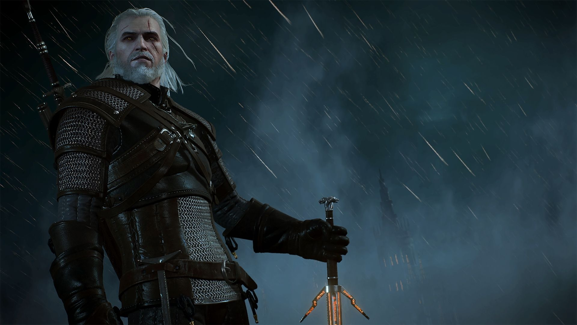Witcher, PC Wallpaper HD