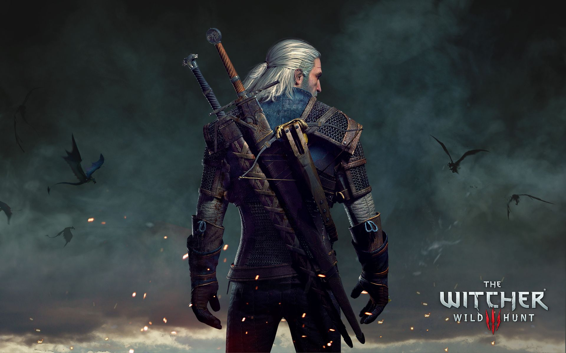 Witcher, Free Wallpaper