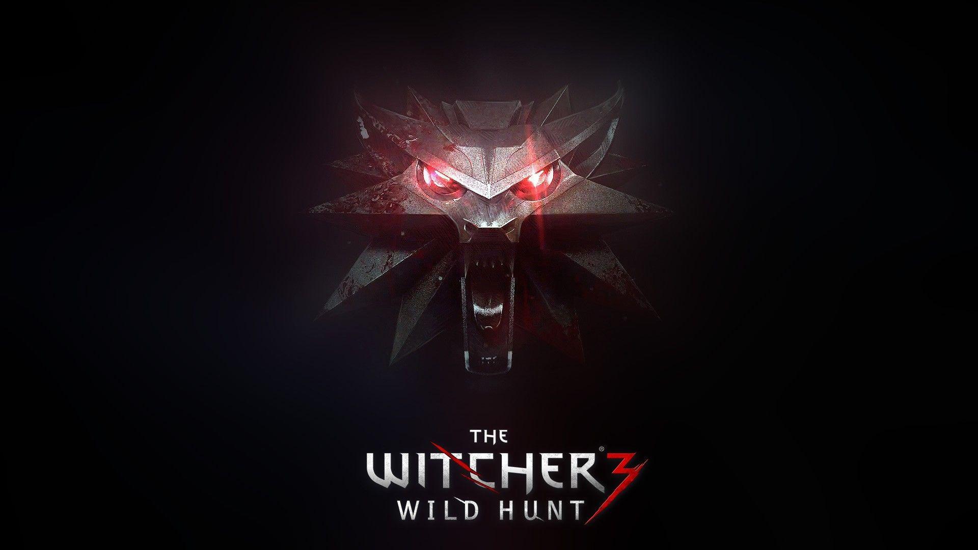 Witcher Logo Emblem, Free Download Wallpaper
