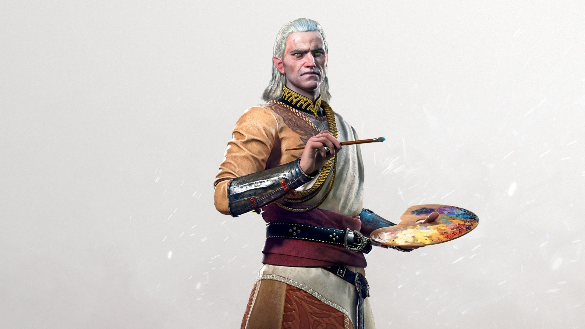 Witcher, Cool Wallpaper
