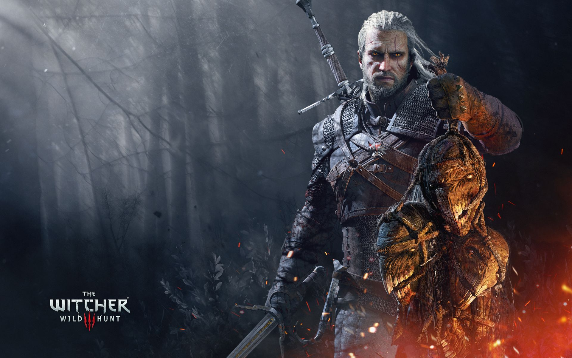 Witcher, Wallpaper Picture