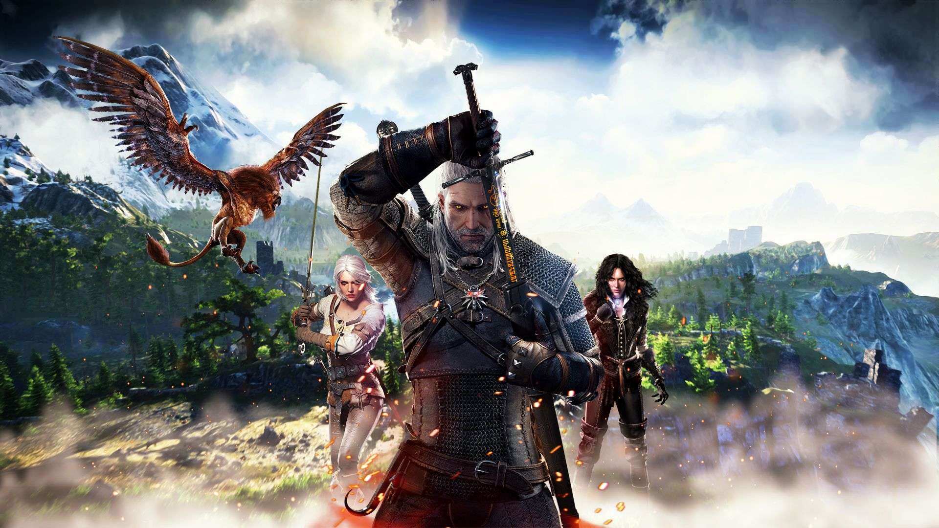 Witcher, Image