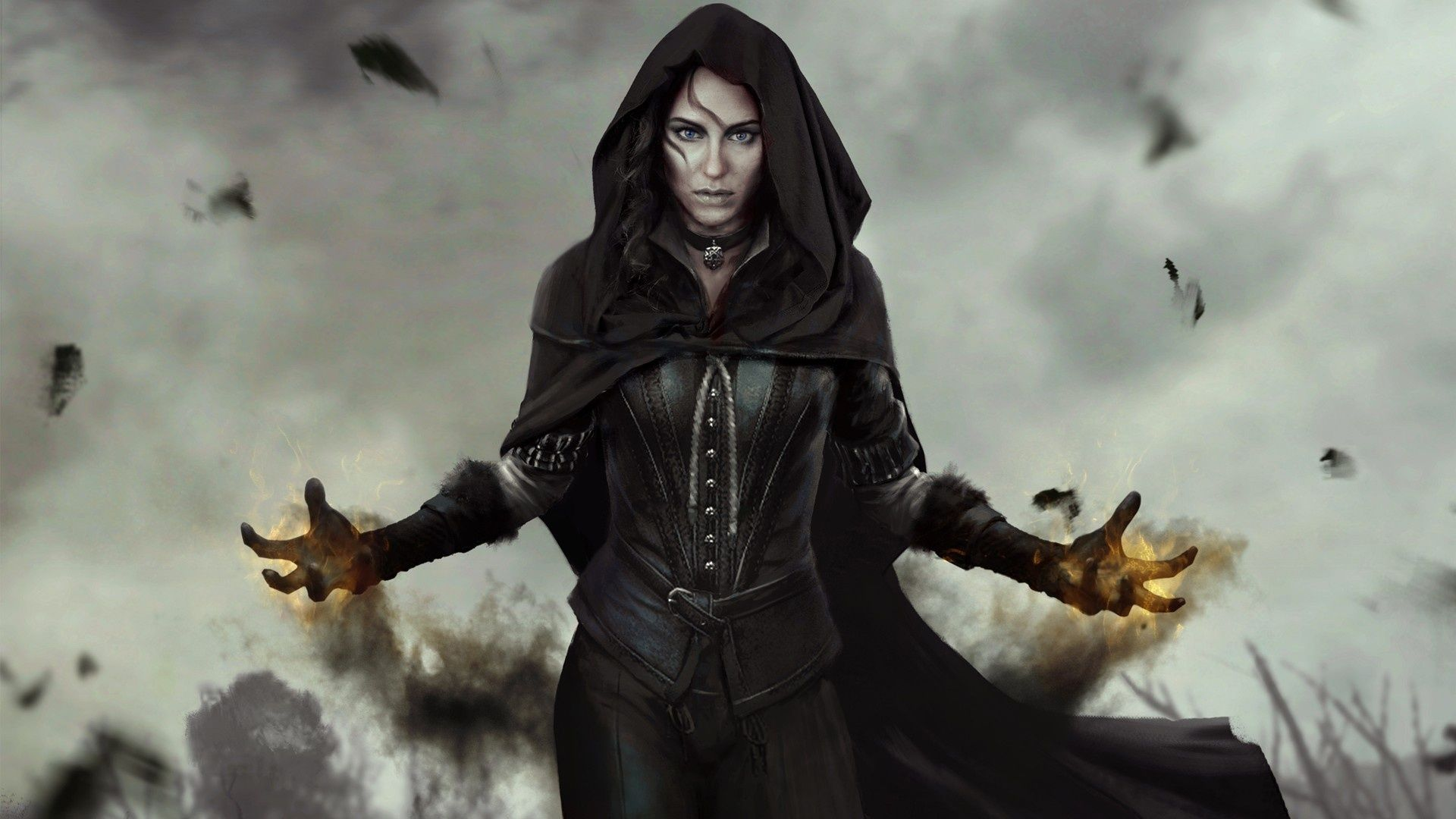 21 Witcher 3 Yennefer Vergerberg Wallpapers Wallpaperboat