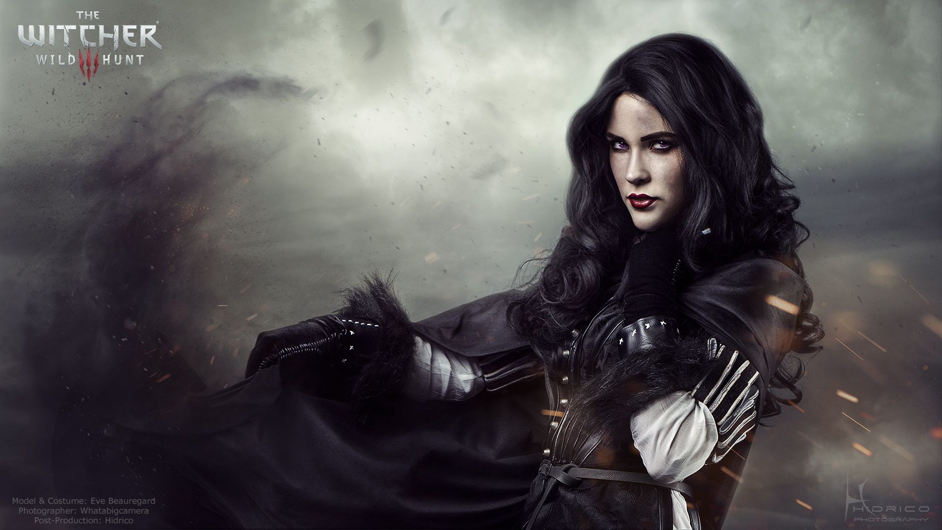 Witcher Yennefer, Free Wallpaper and Background