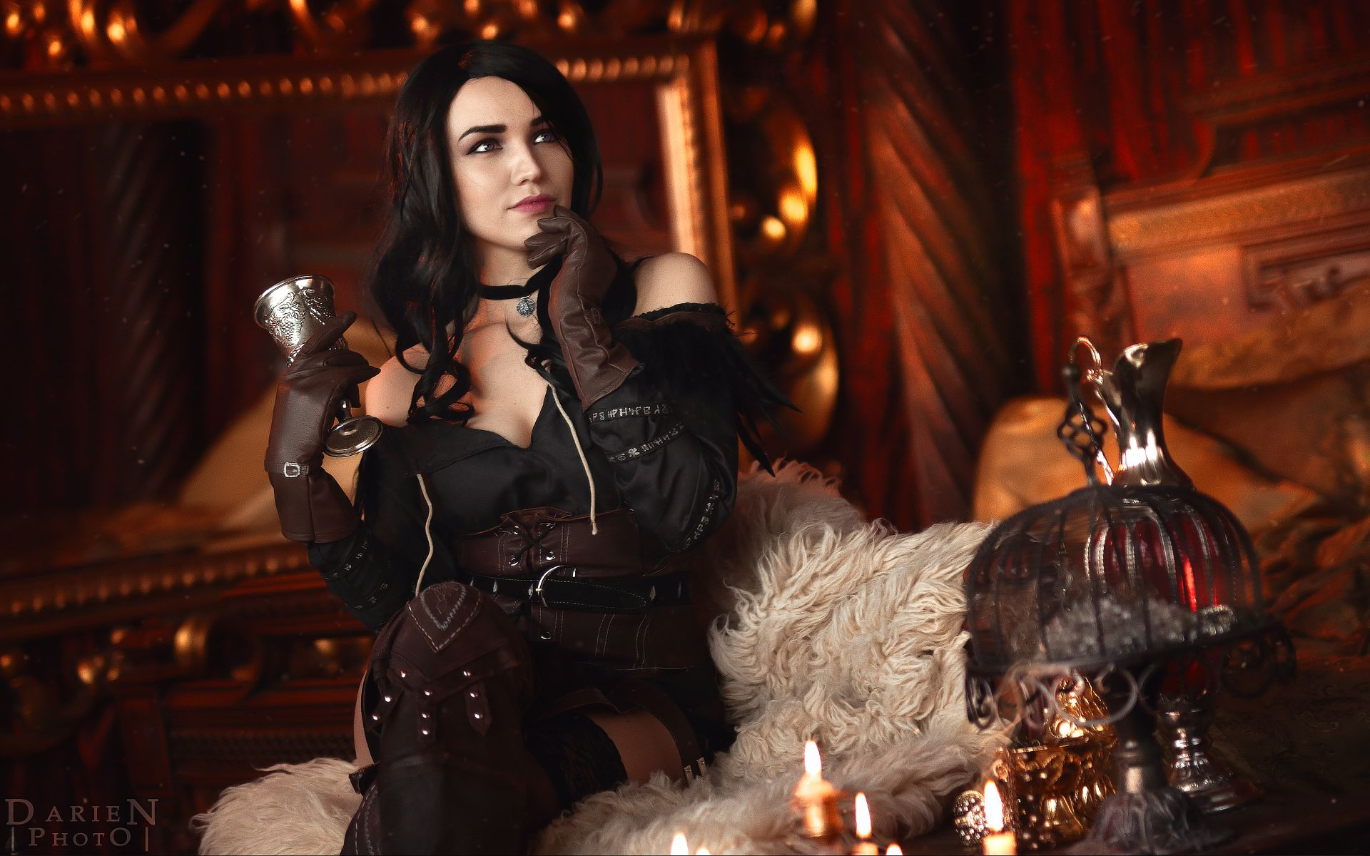 Witcher Yennefer, Picture
