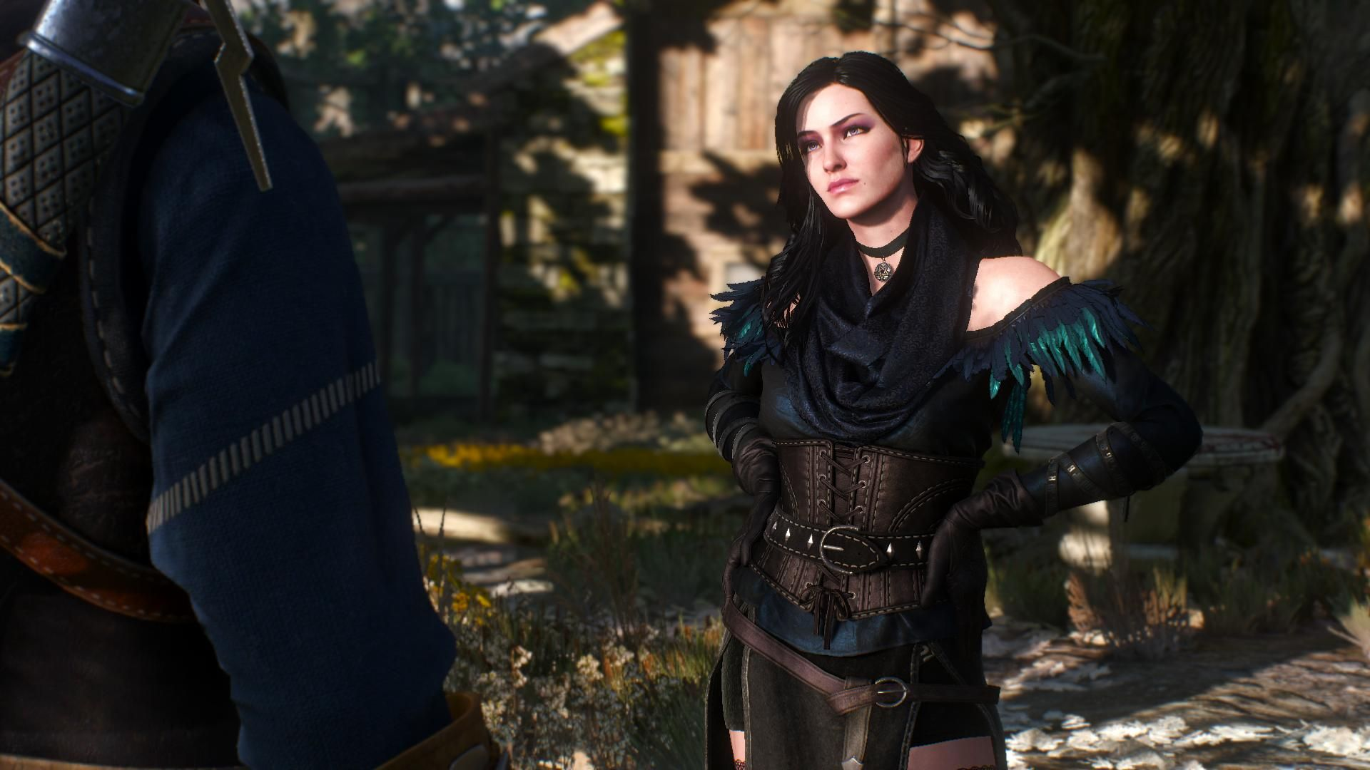 Witcher Yennefer, Pic