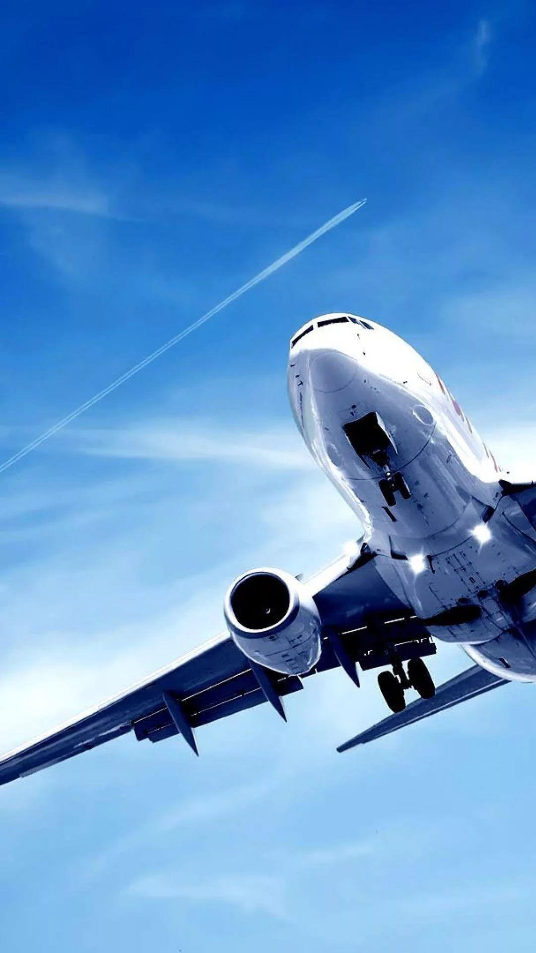 Airplane Phone Wallpaper