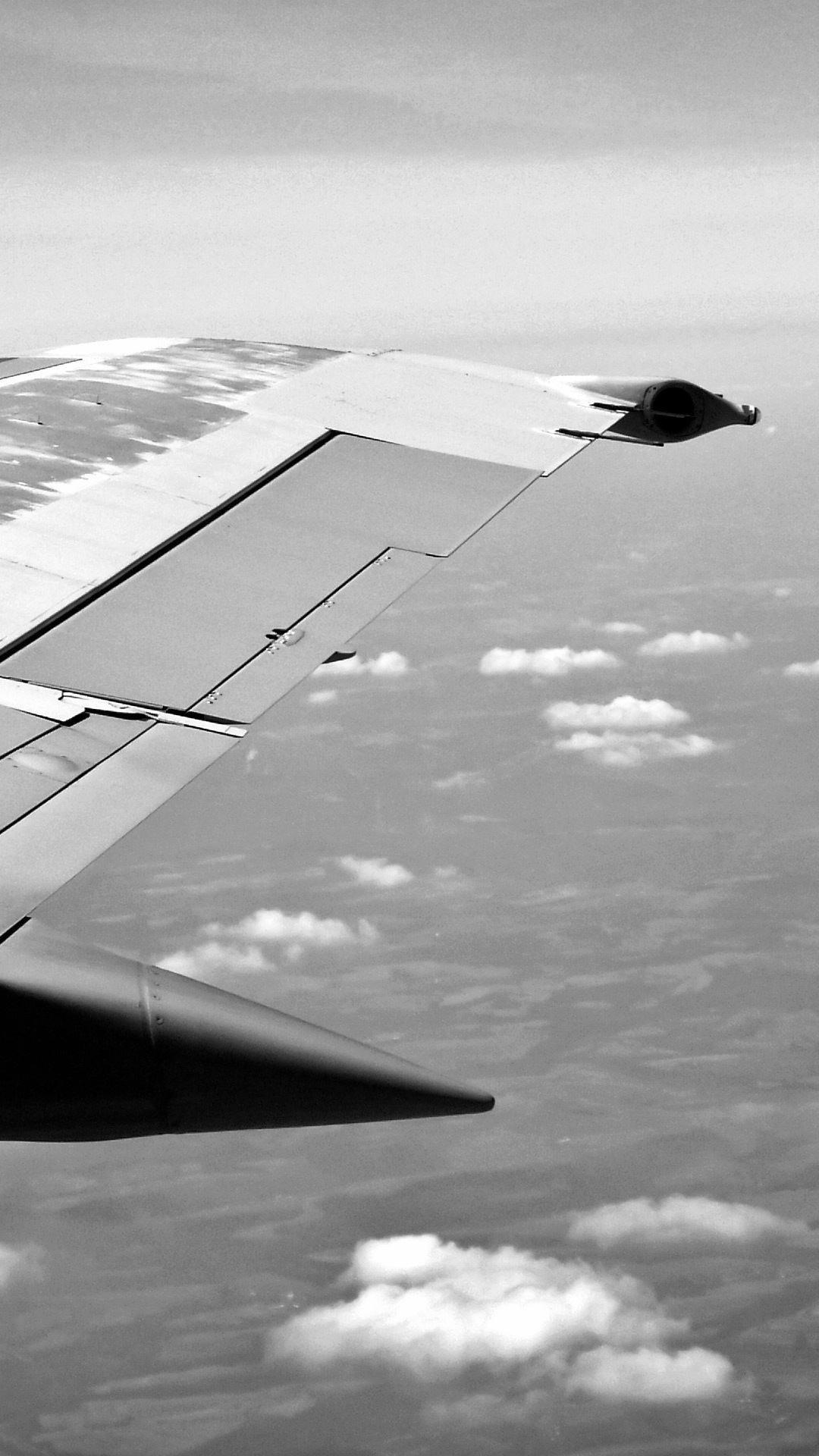 Airplane s7 Edge Wallpaper