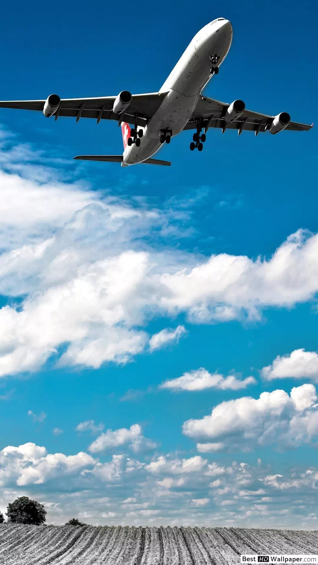 Airplane Galaxy wallpaper hd