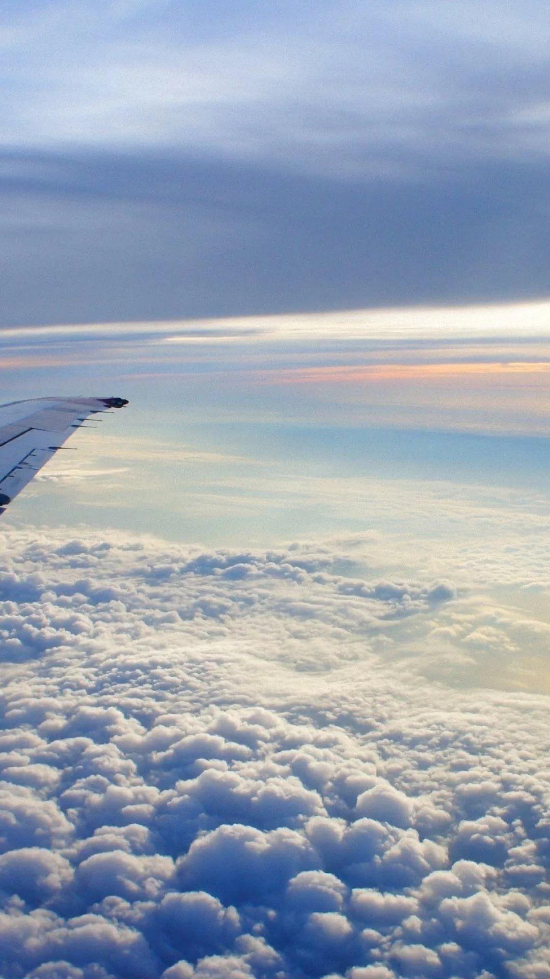 Airplane iPhone x wallpaper