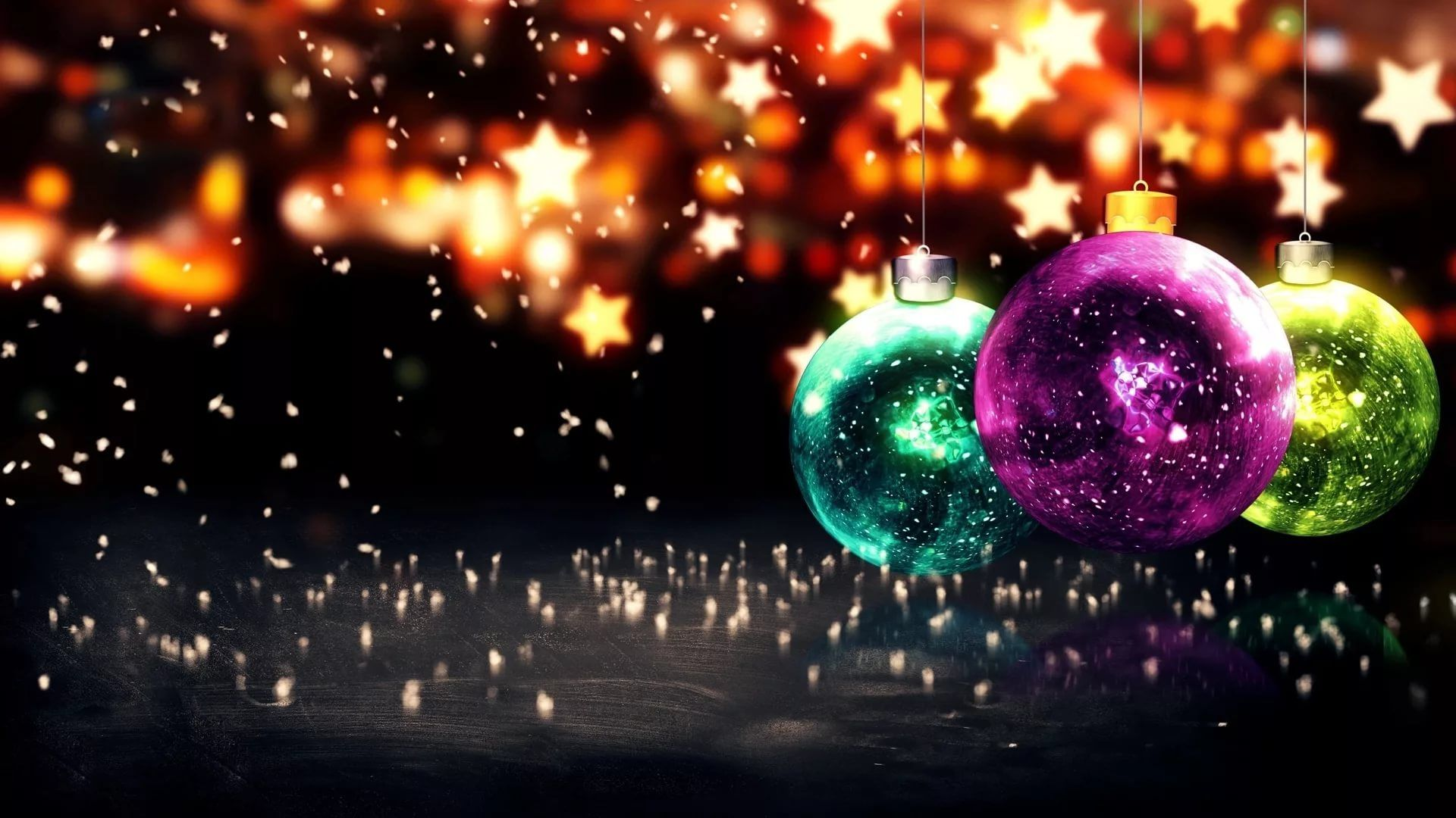 Beautiful New Year Free Wallpaper and Background
