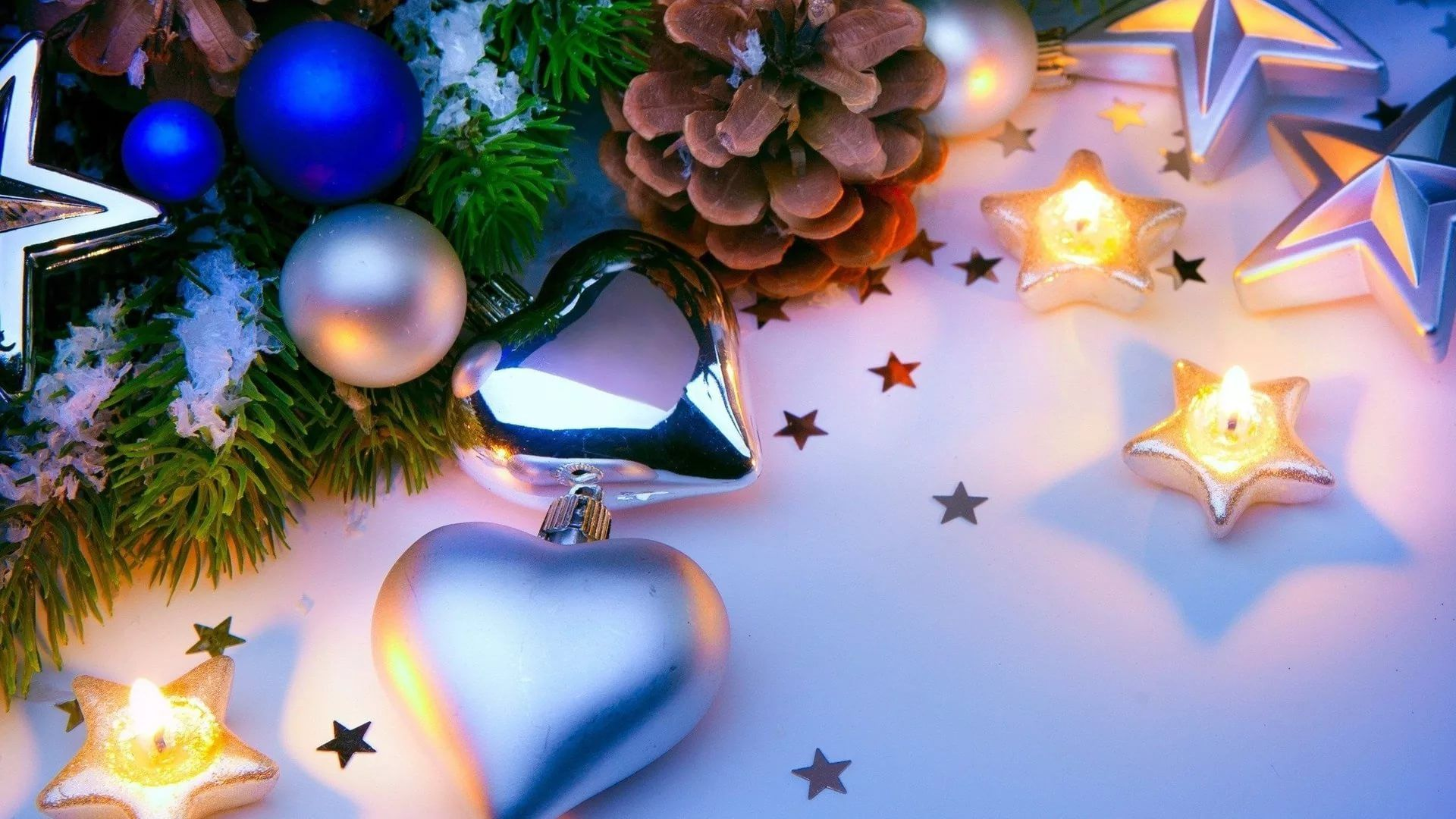 Beautiful New Year wallpaper and themes