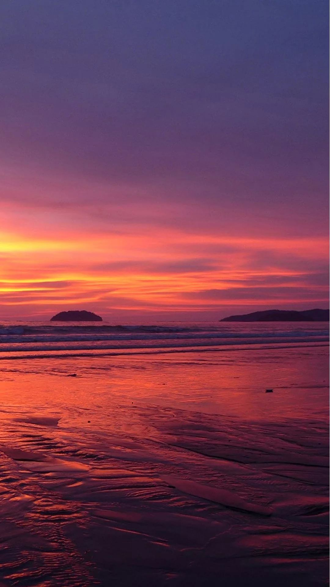 Beautiful Sunset iPhone 6 Wallpaper