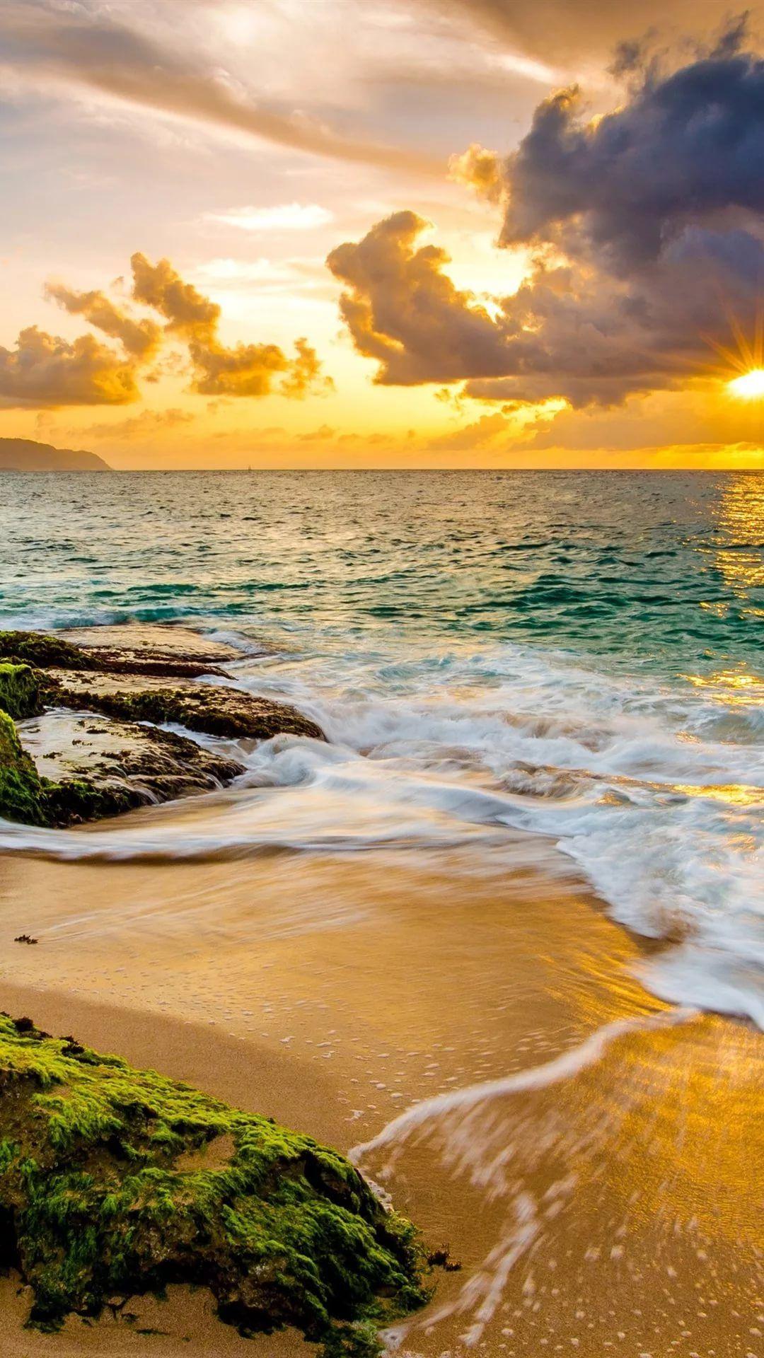 Beautiful Sunset screen wallpaper