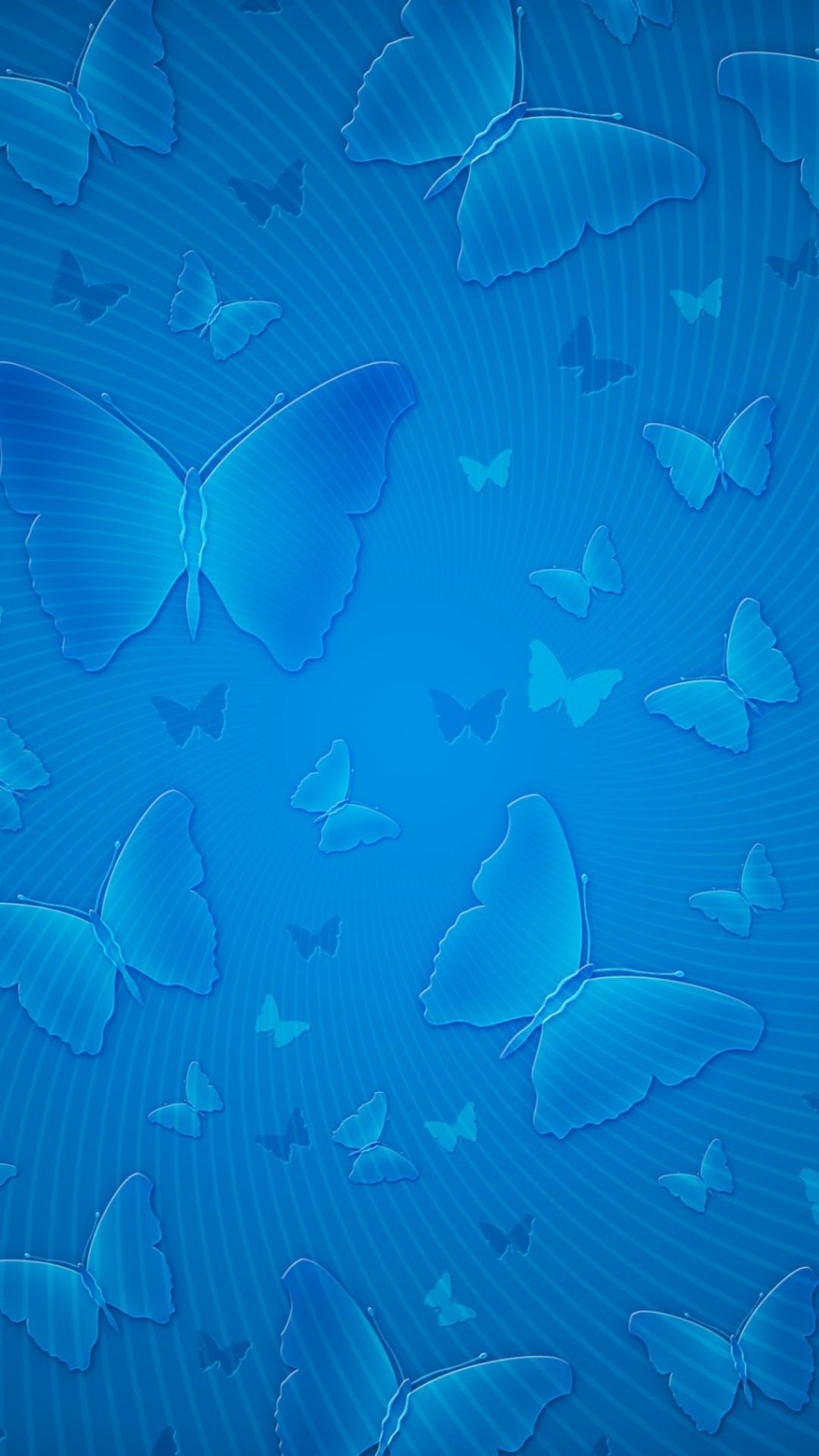 Butterfly live wallpaper iPhone