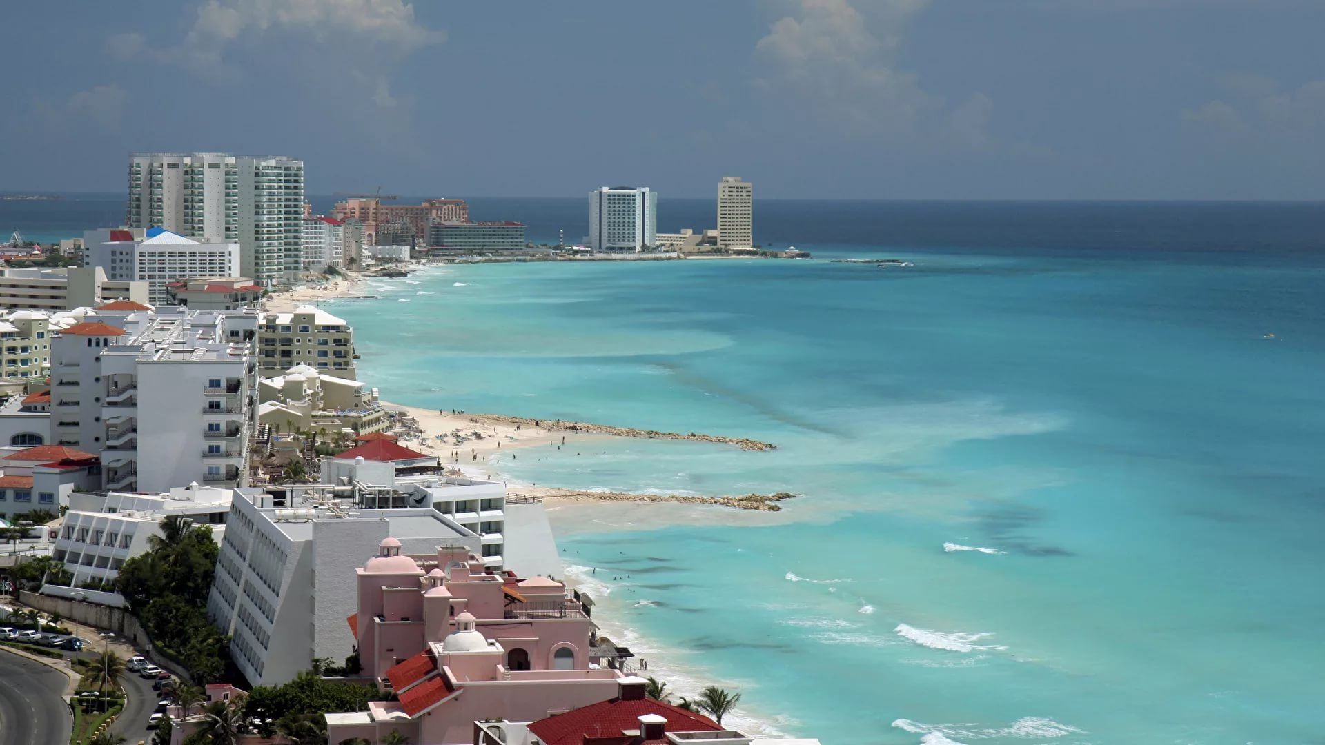 Cancun Mexico pc wallpaper
