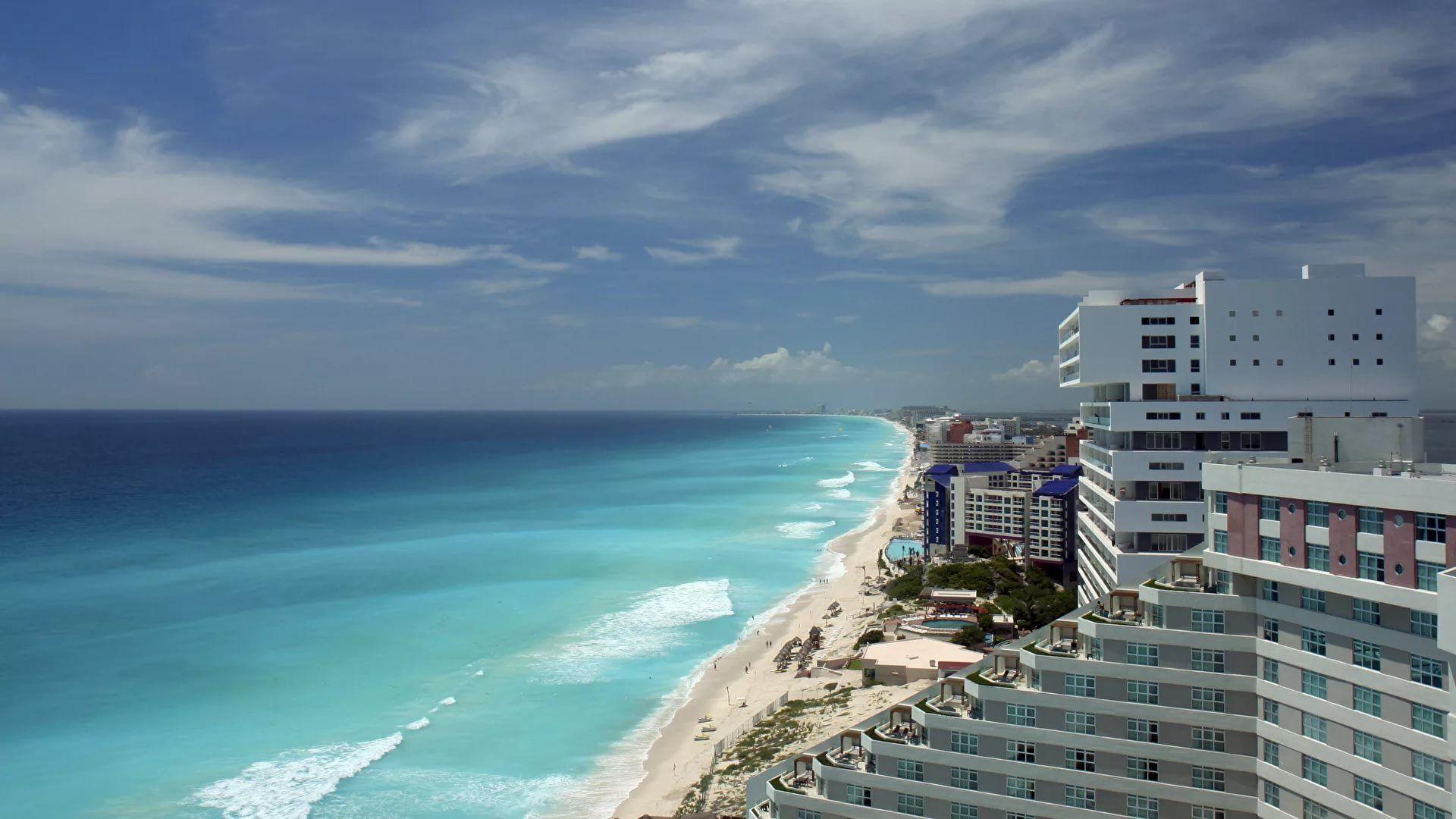 Cancun Mexico HD Desktop Wallpaper
