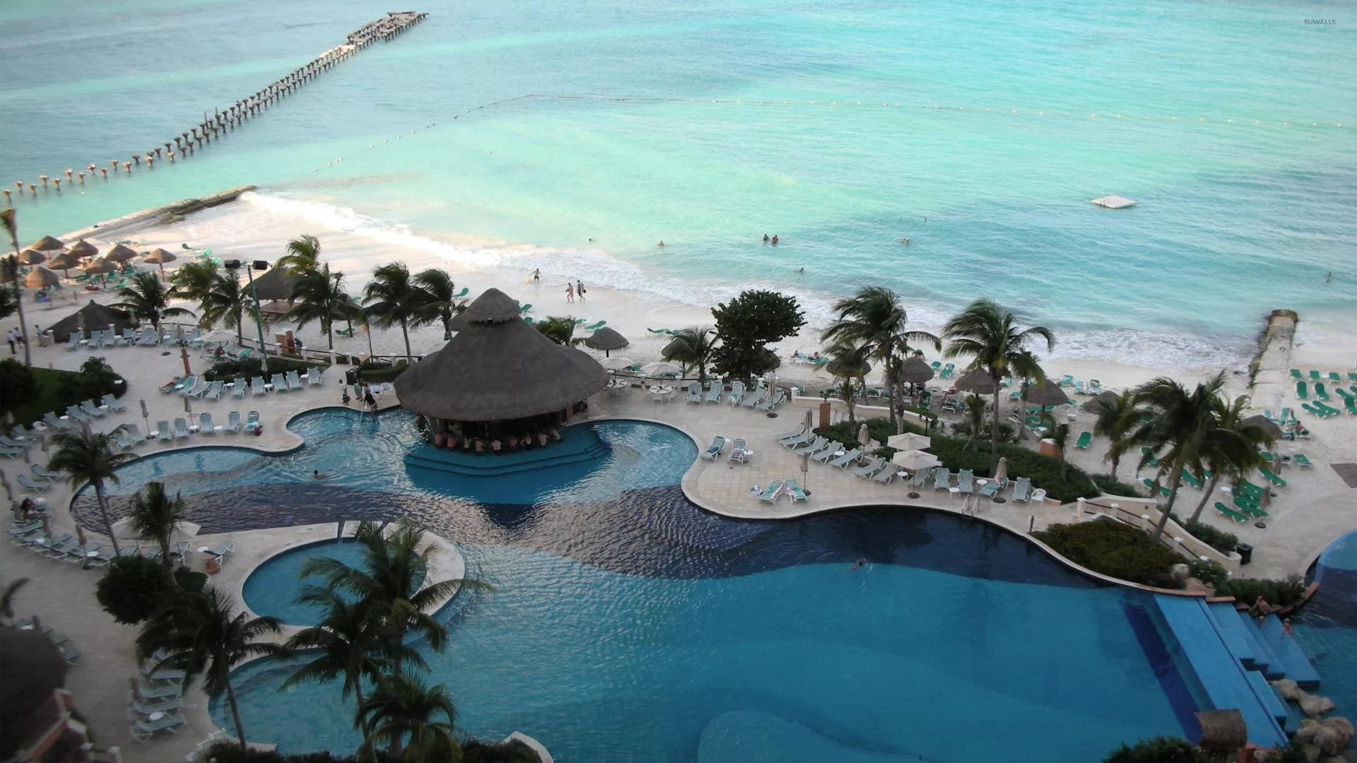 Cancun Mexico HD Download