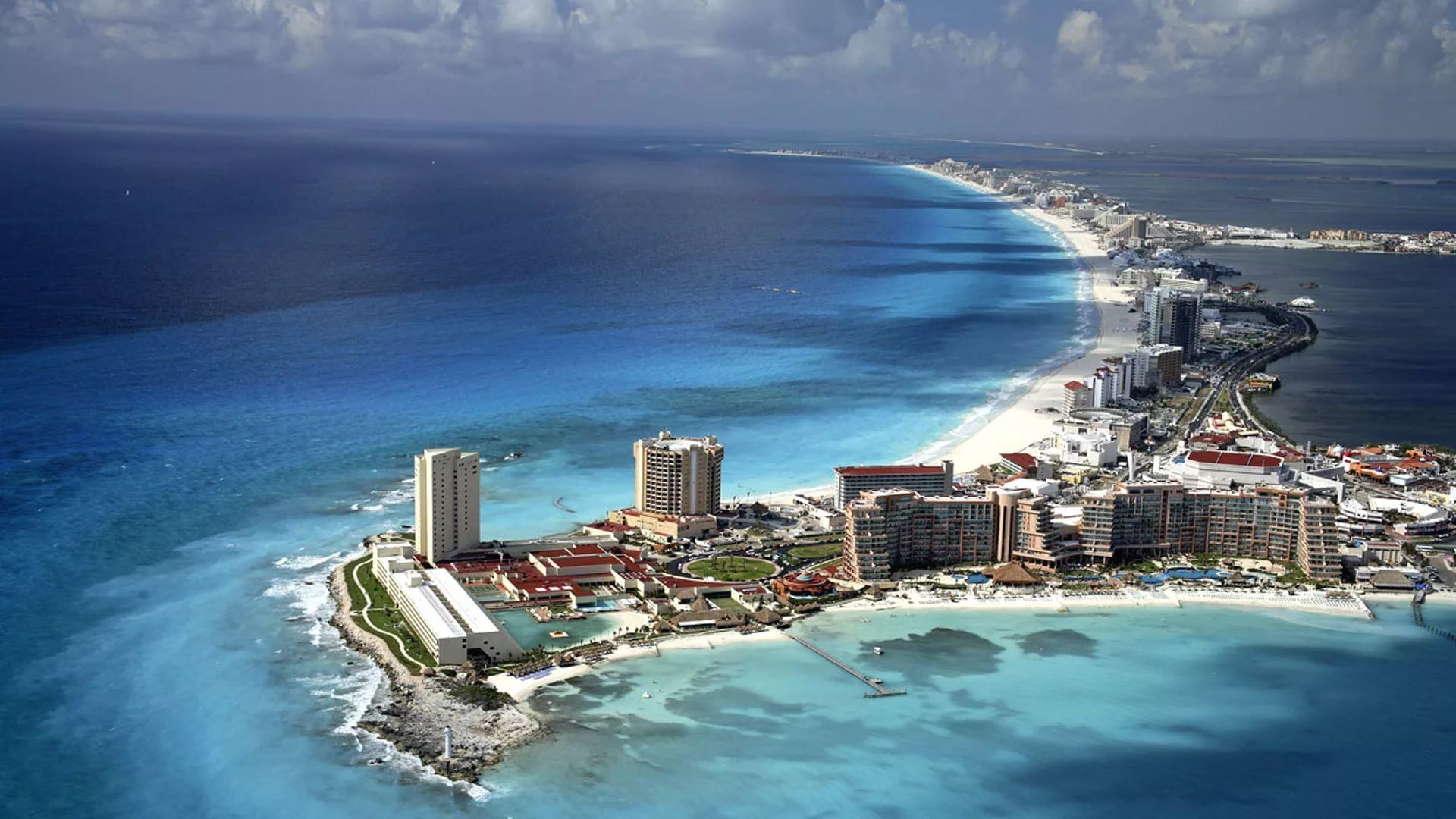Cancun Mexico hd wallpaper for laptop
