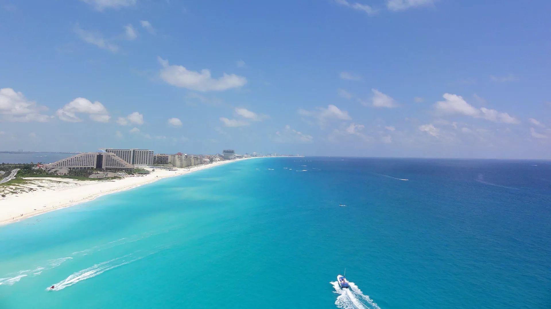 Cancun Mexico High Quality