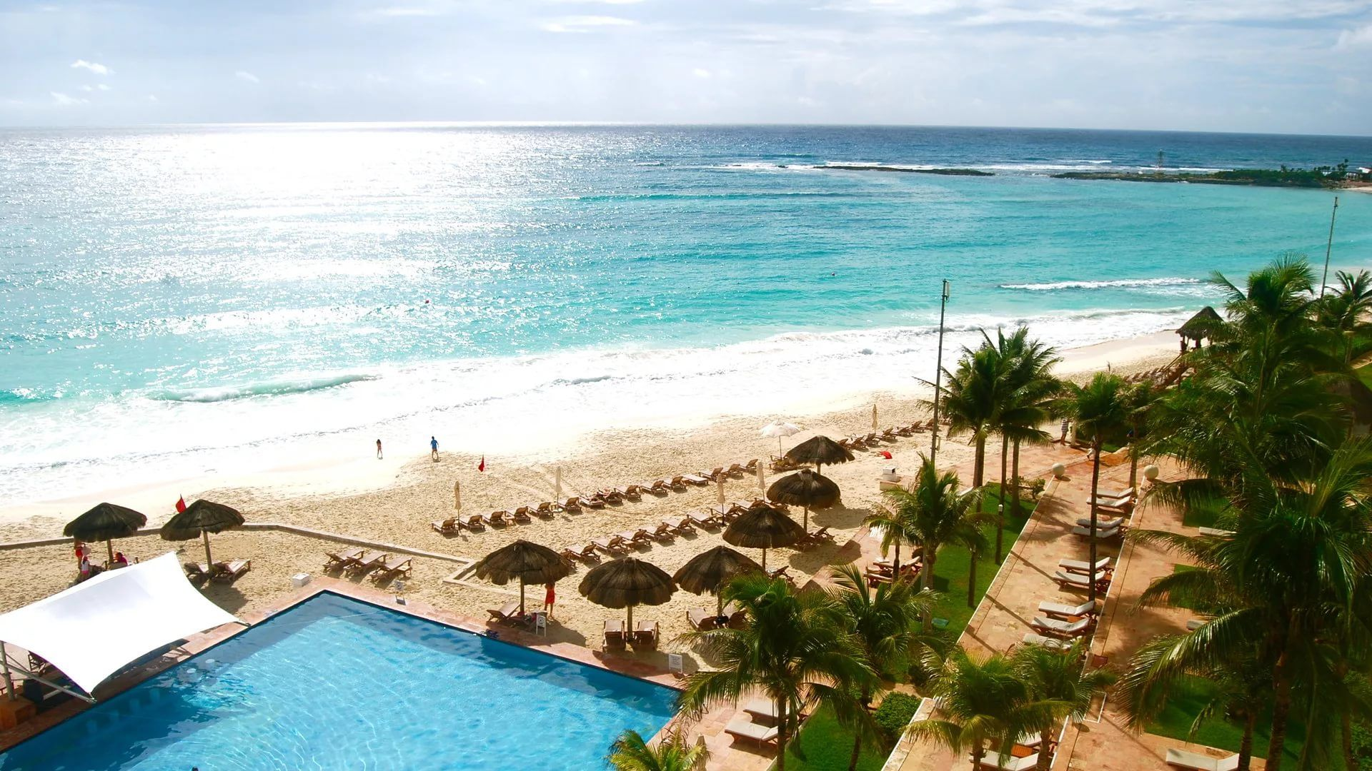 Cancun Mexico free download wallpaper