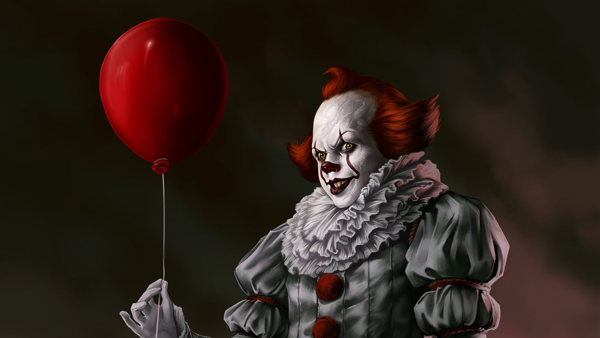Clown Pennywise Picture