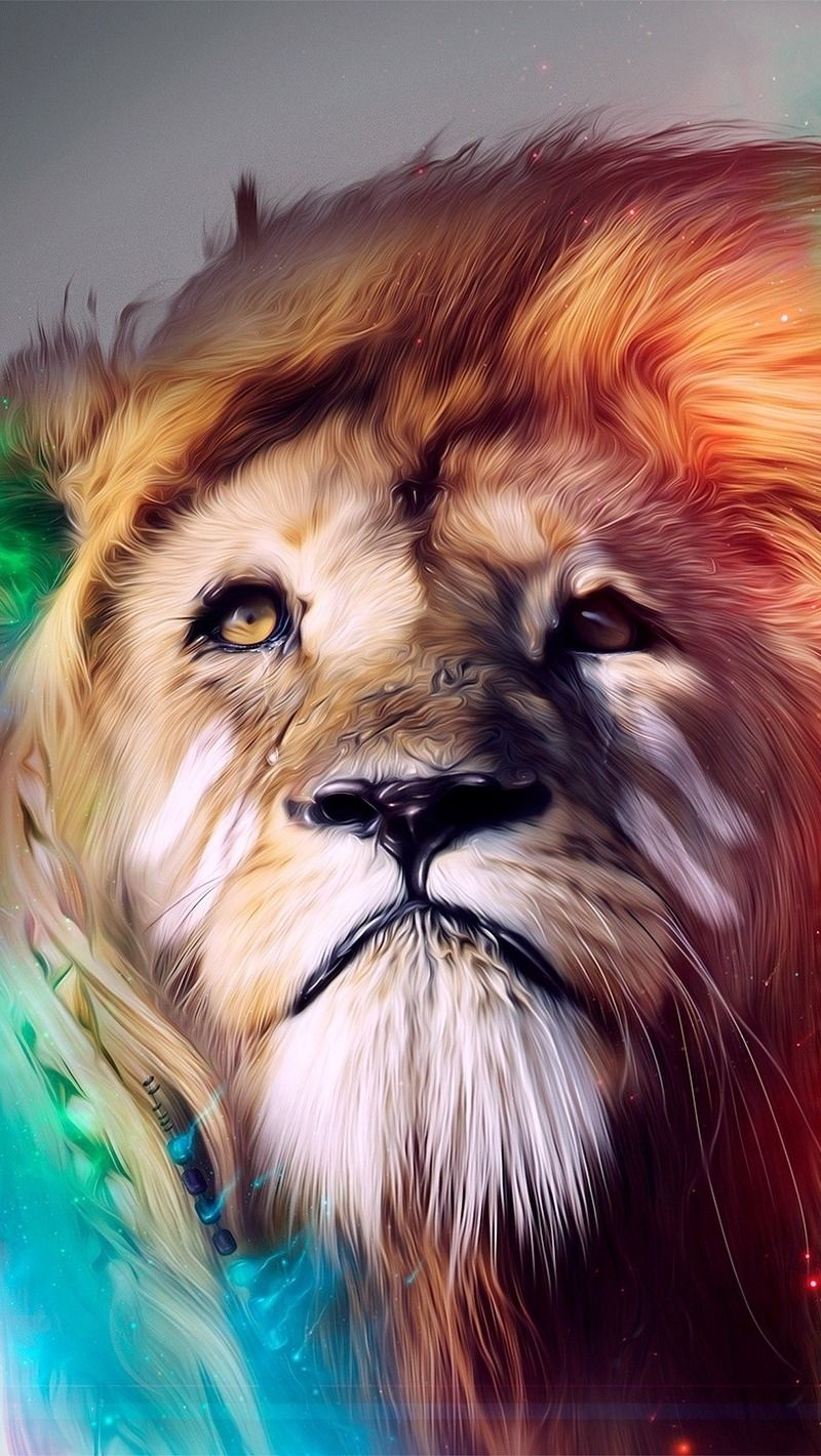 Cool Animal Android p wallpaper