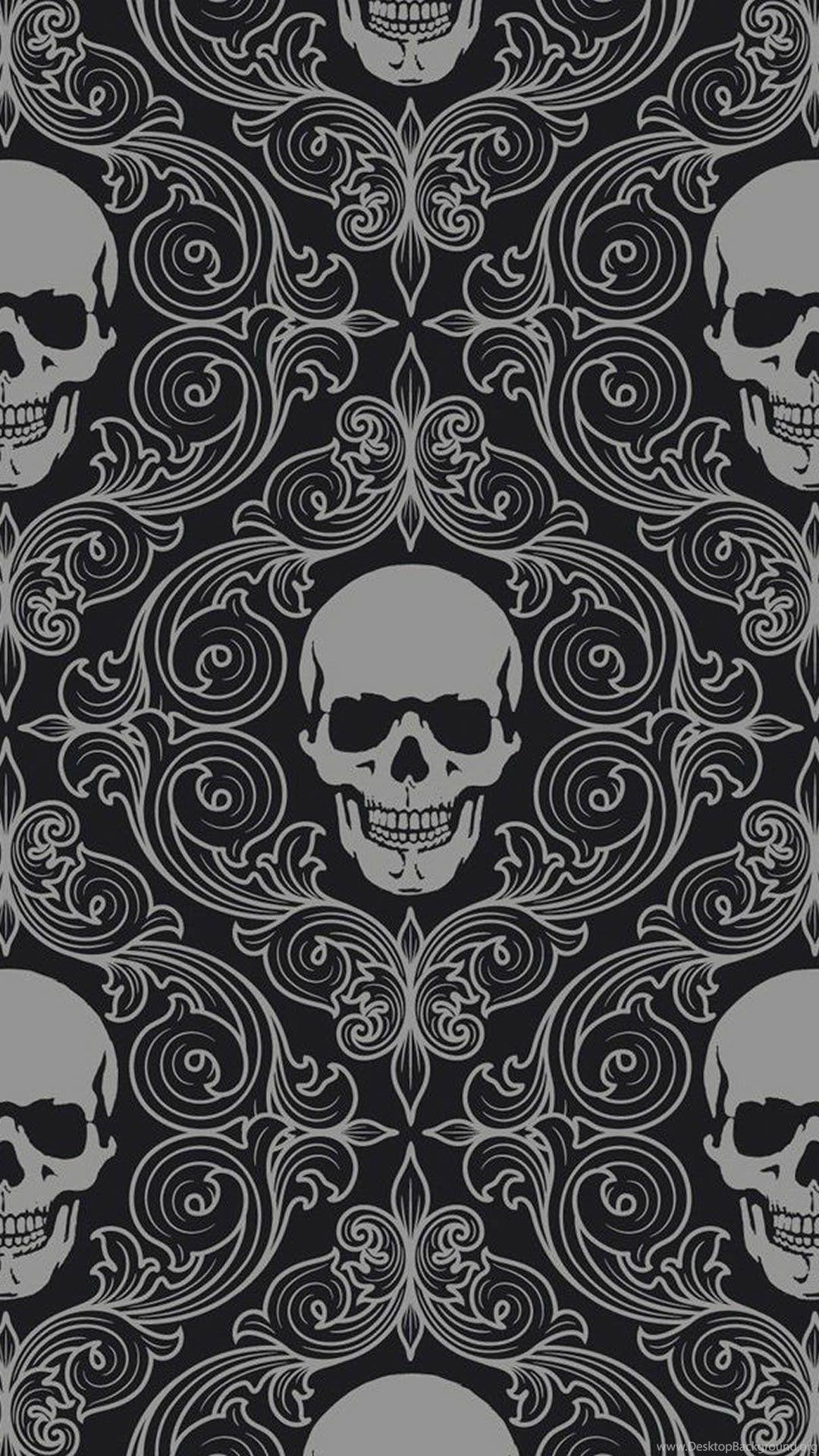 Cool Skull samsung wallpaper